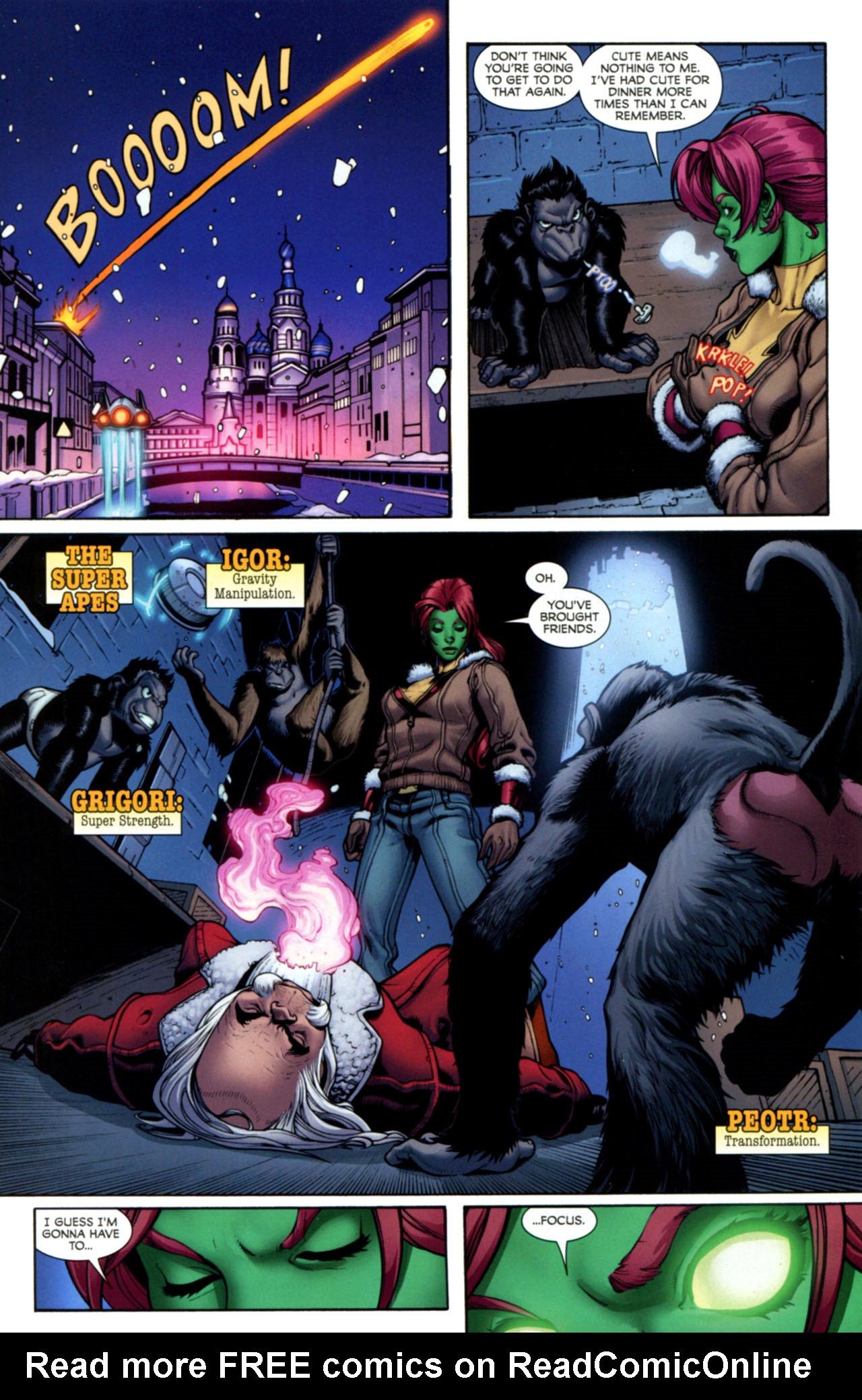 Read online She-Hulks comic -  Issue #2 - 20