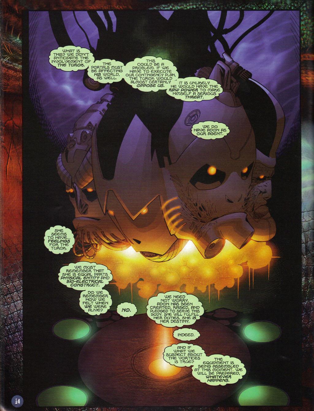 Read online Turok 2: Adon's Curse comic -  Issue # Full - 15