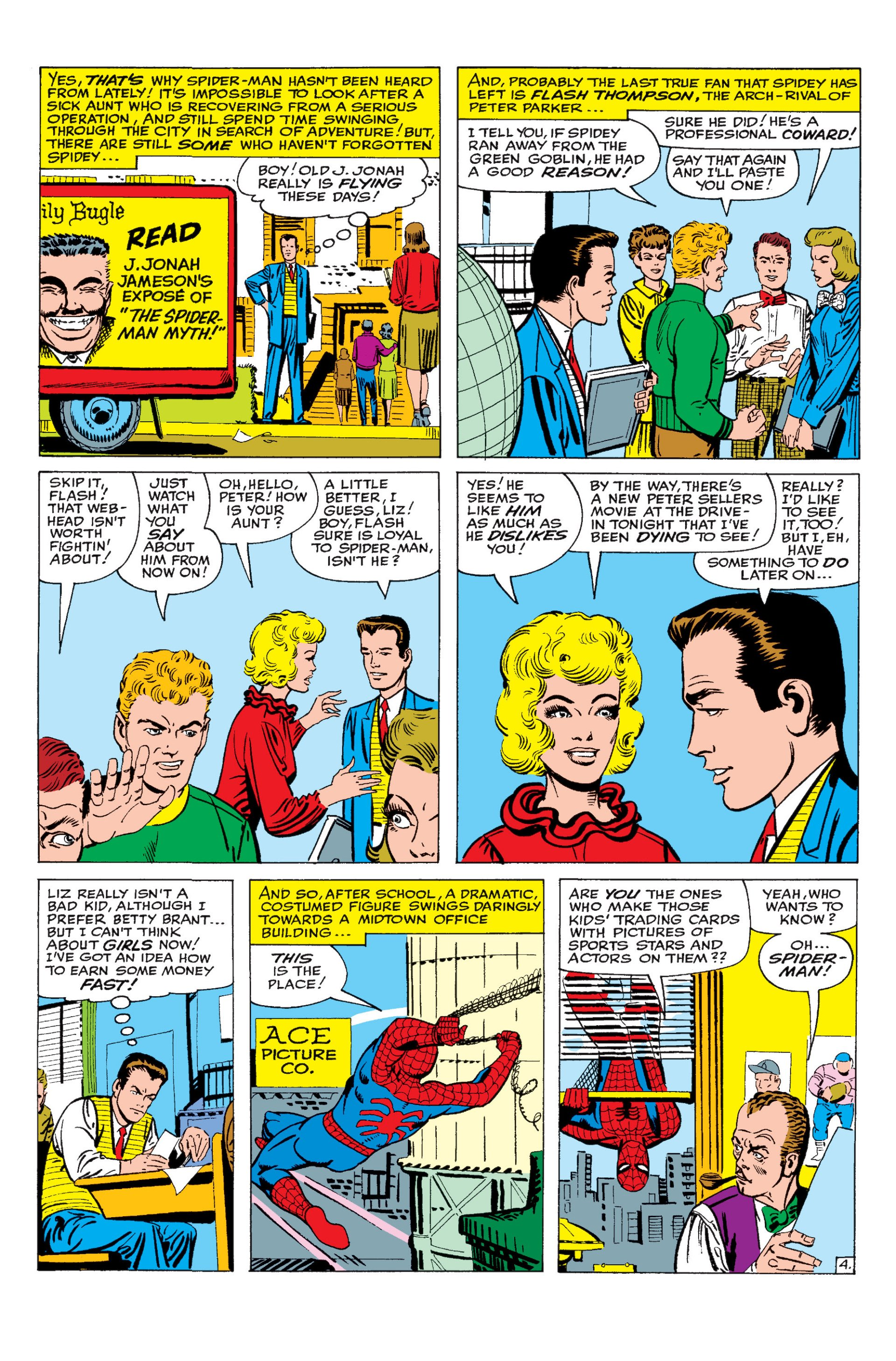 The Amazing Spider-Man (1963) 18 Page 4