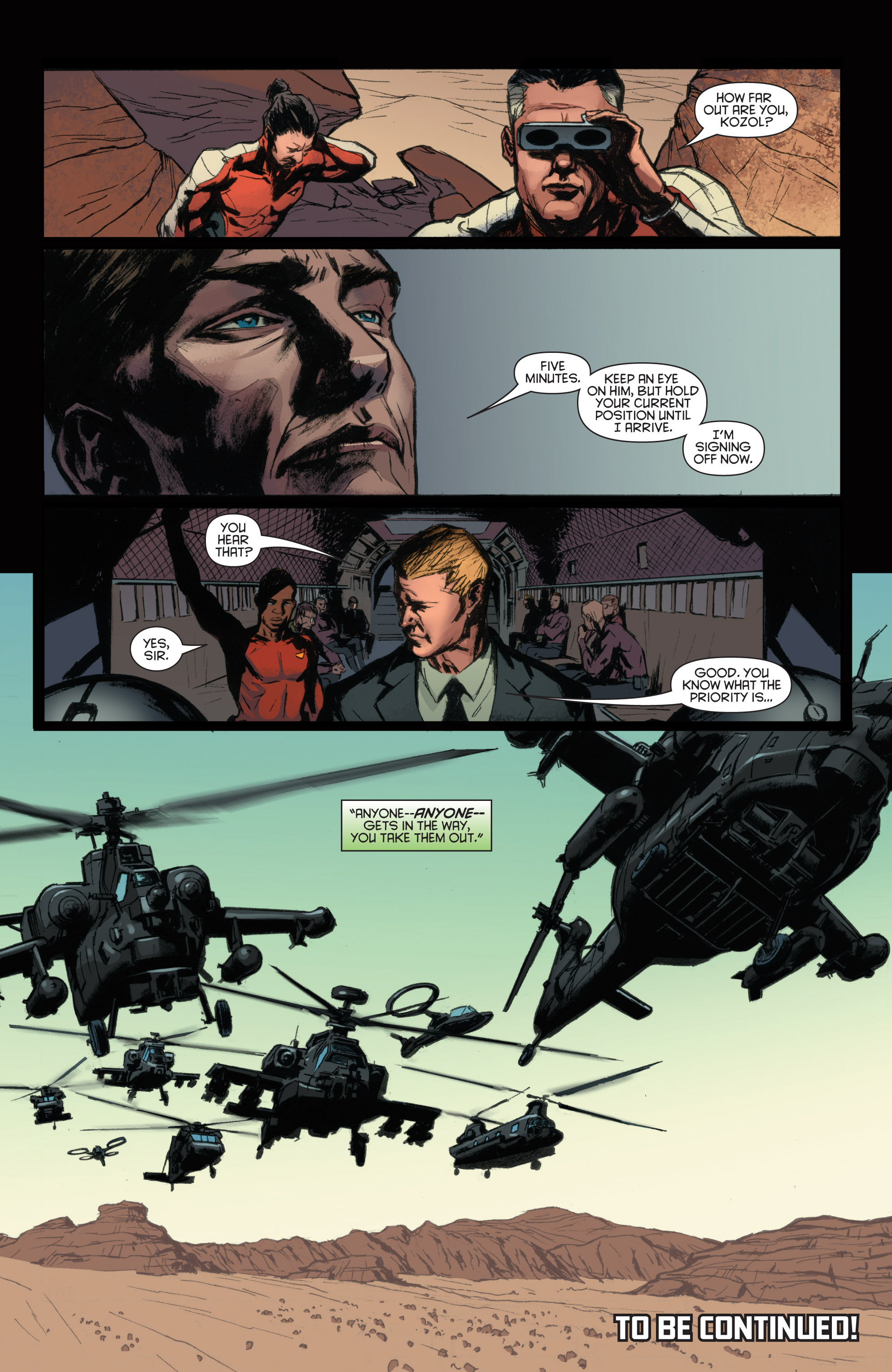Read online Bloodshot and H.A.R.D.Corps comic -  Issue #22 - 24