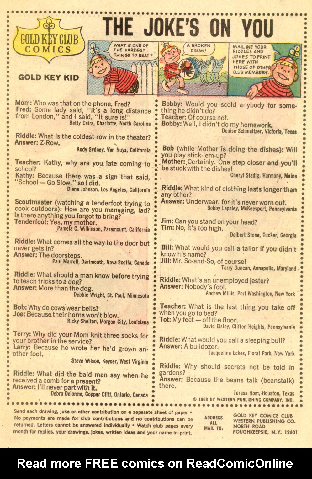 Walt Disney's Comics and Stories issue 330 - Page 19
