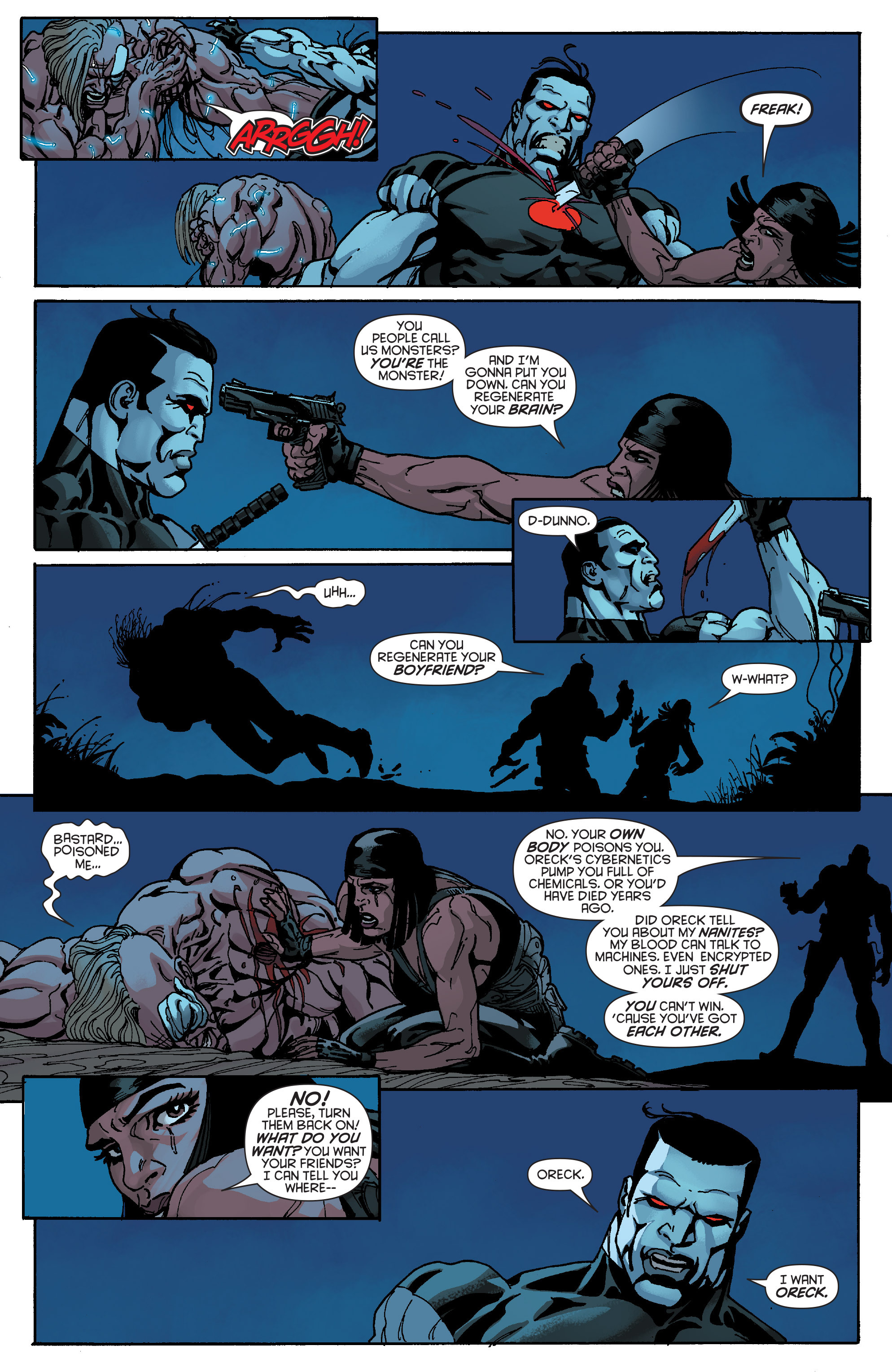 Read online Bloodshot and H.A.R.D.Corps comic -  Issue #19 - 14