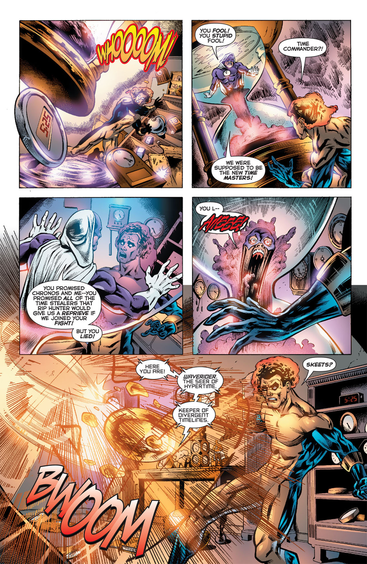Read online 52 comic -  Issue #27 - 9