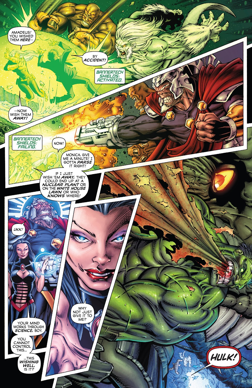 Read online Incredible Hulks (2010) comic -  Issue # _TPB Heart of the Monster - 30