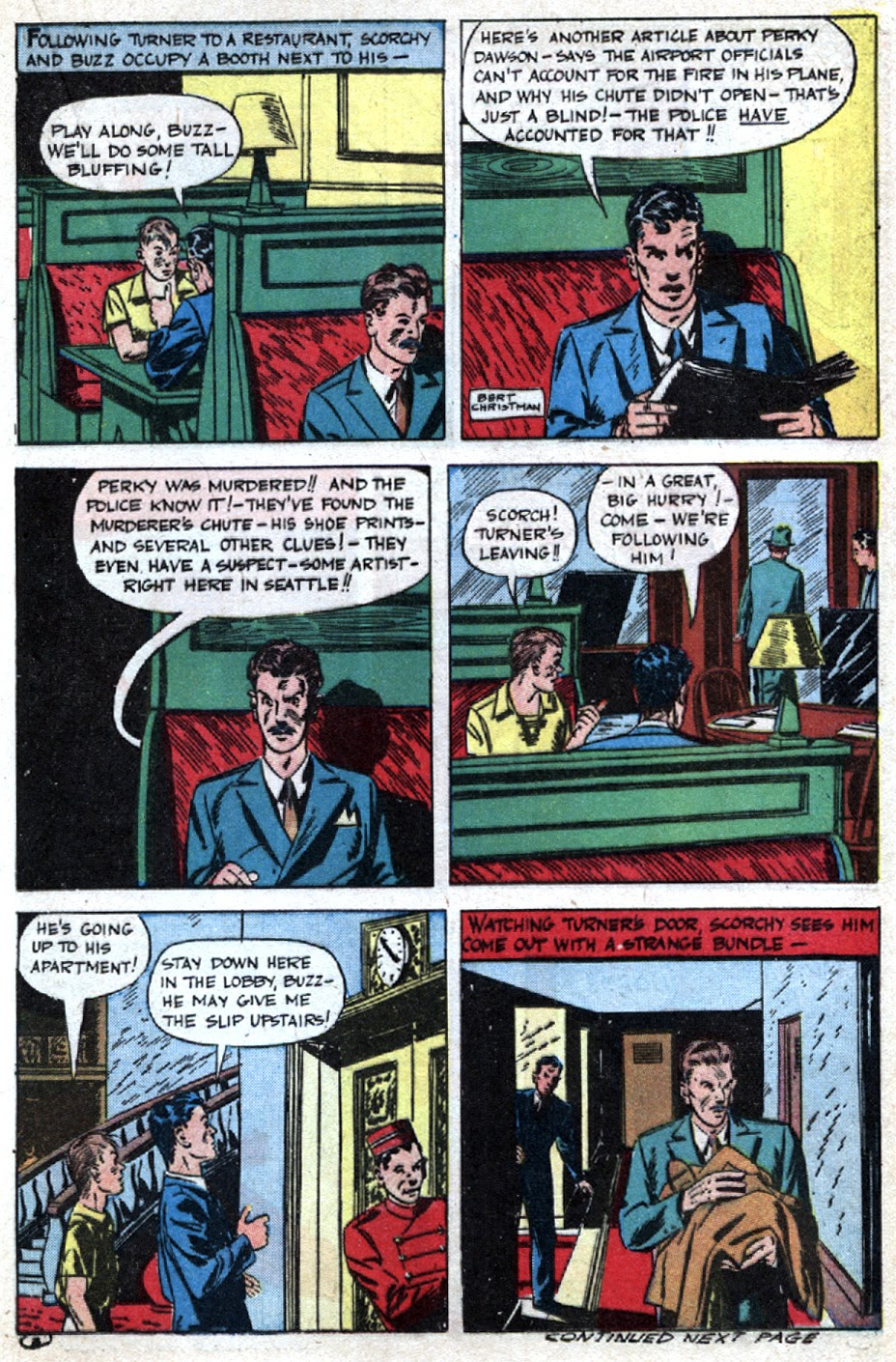Read online Famous Funnies comic -  Issue #121 - 21