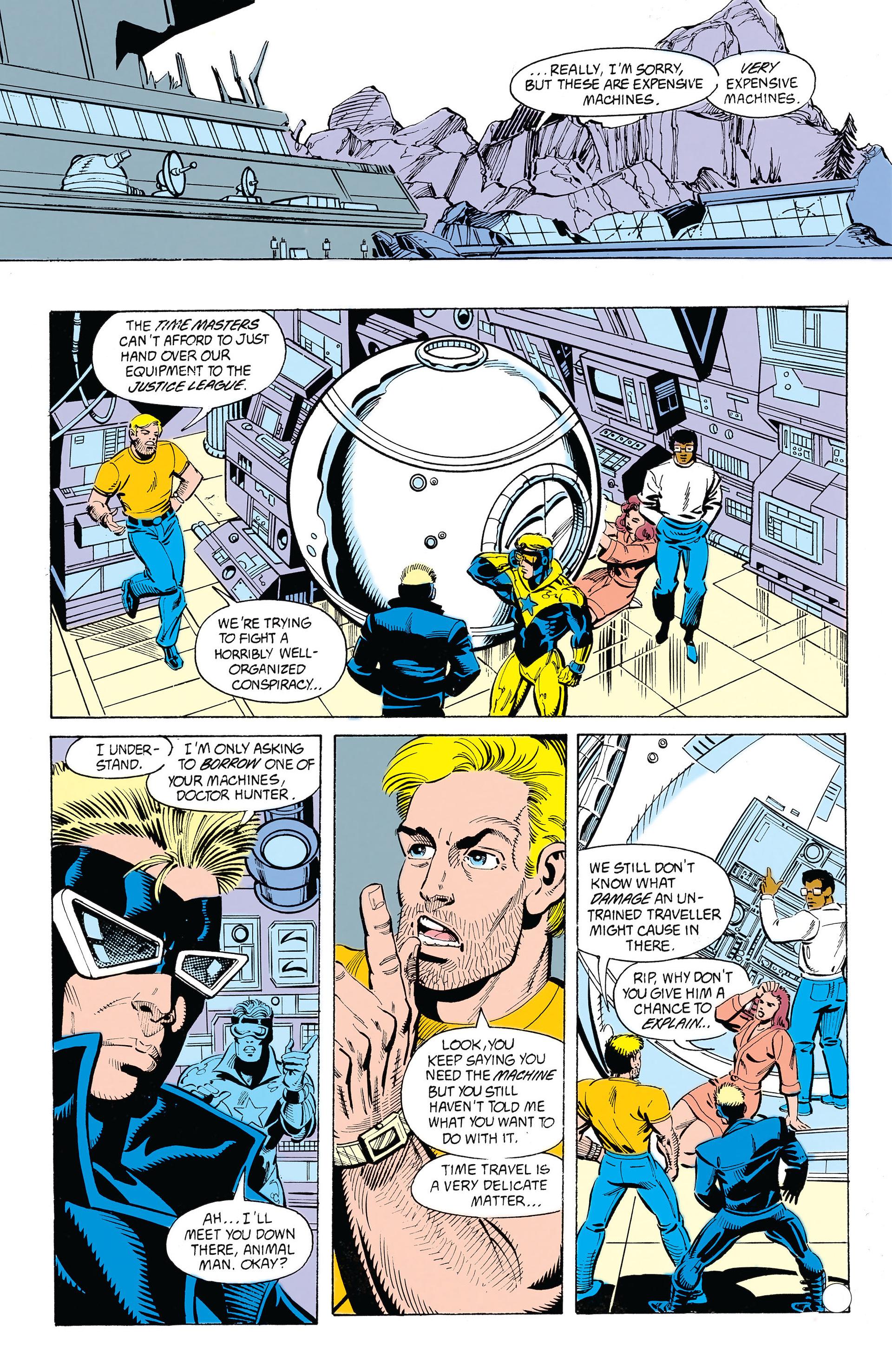 Read online Animal Man (1988) comic -  Issue #22 - 5