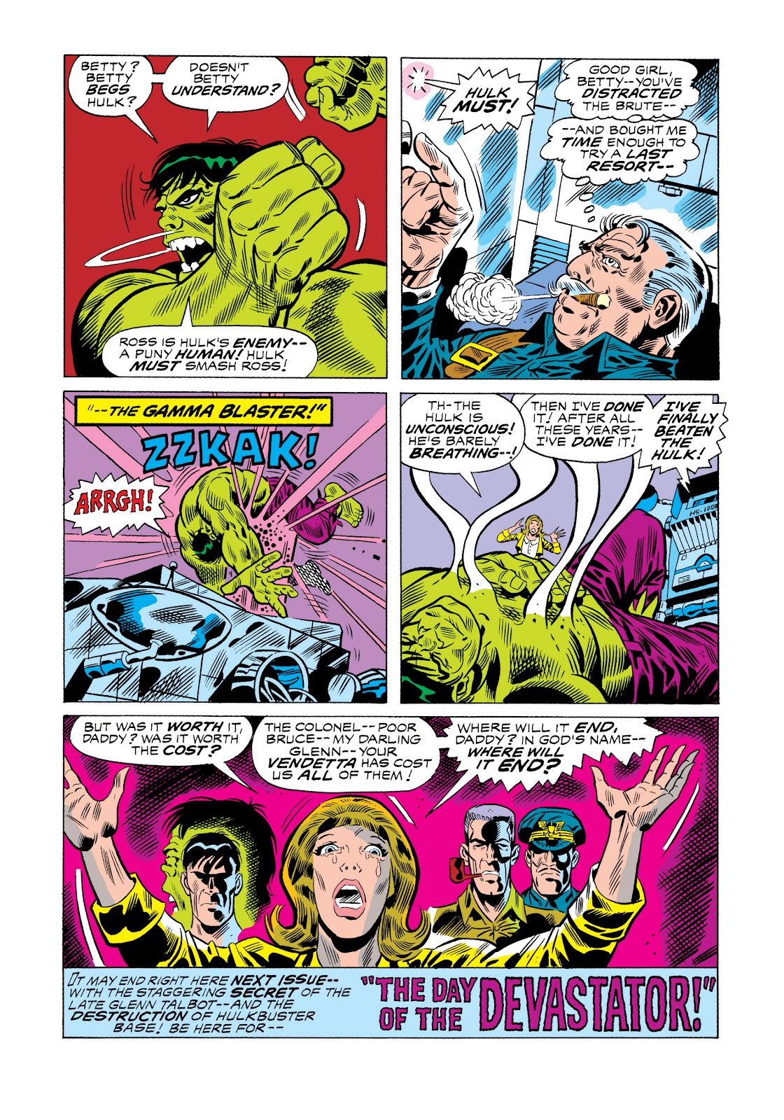 Read online Marvel Masterworks: The Incredible Hulk comic -  Issue # TPB 11 (Part 1) - 43