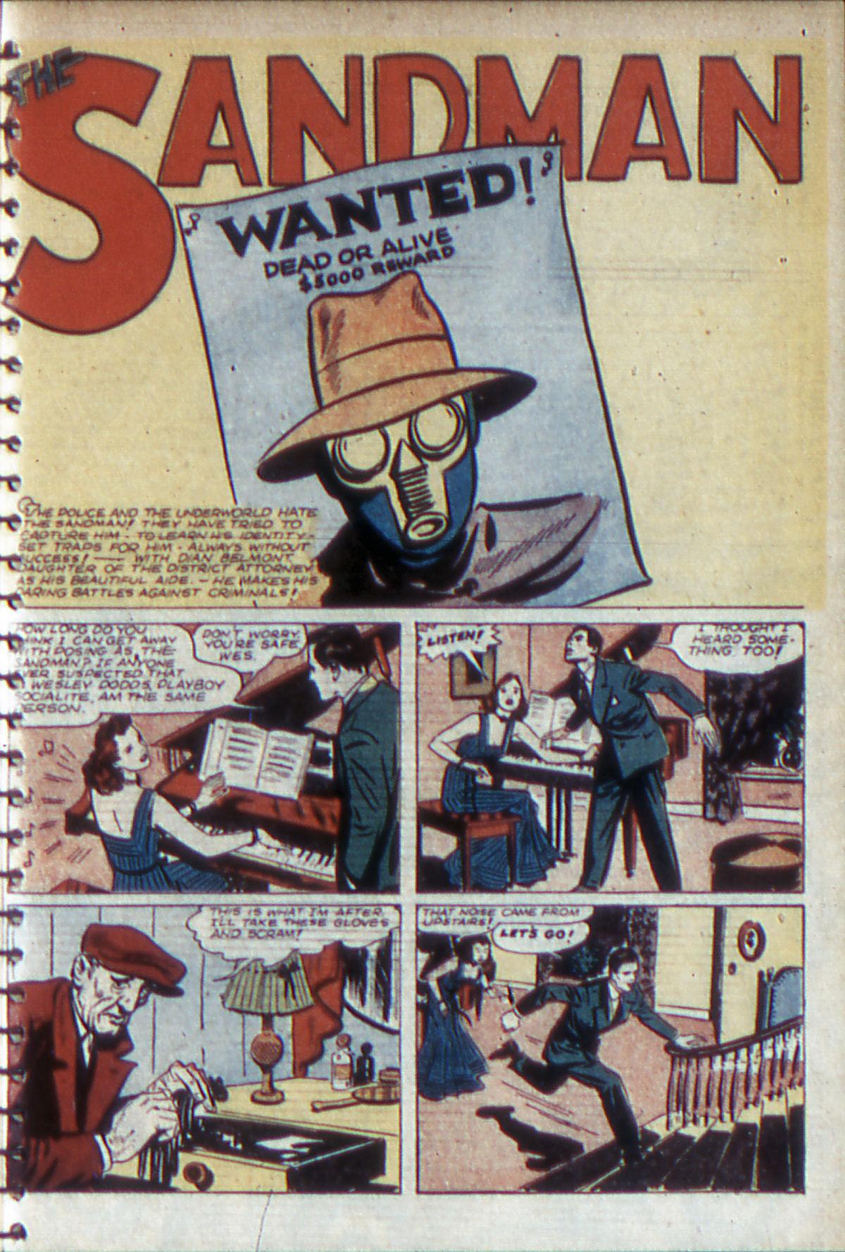 Read online Adventure Comics (1938) comic -  Issue #52 - 4