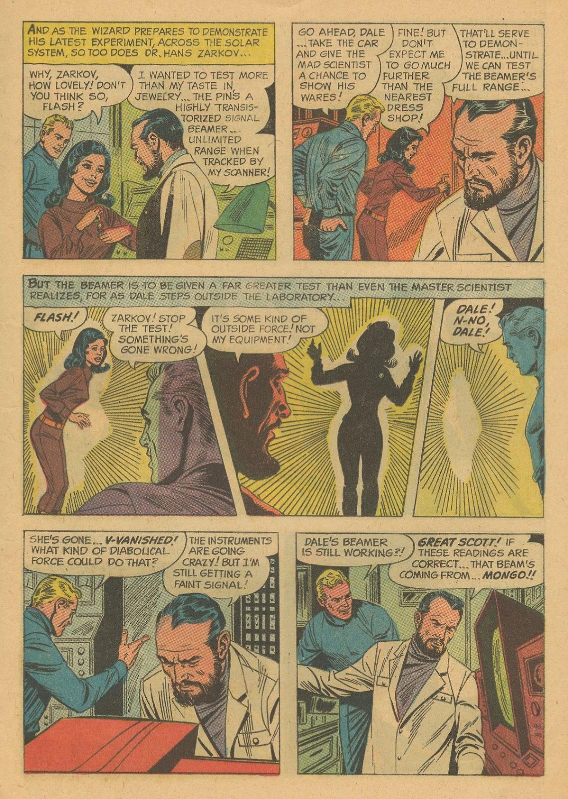 Flash Gordon (1966) issue 2 - Page 5