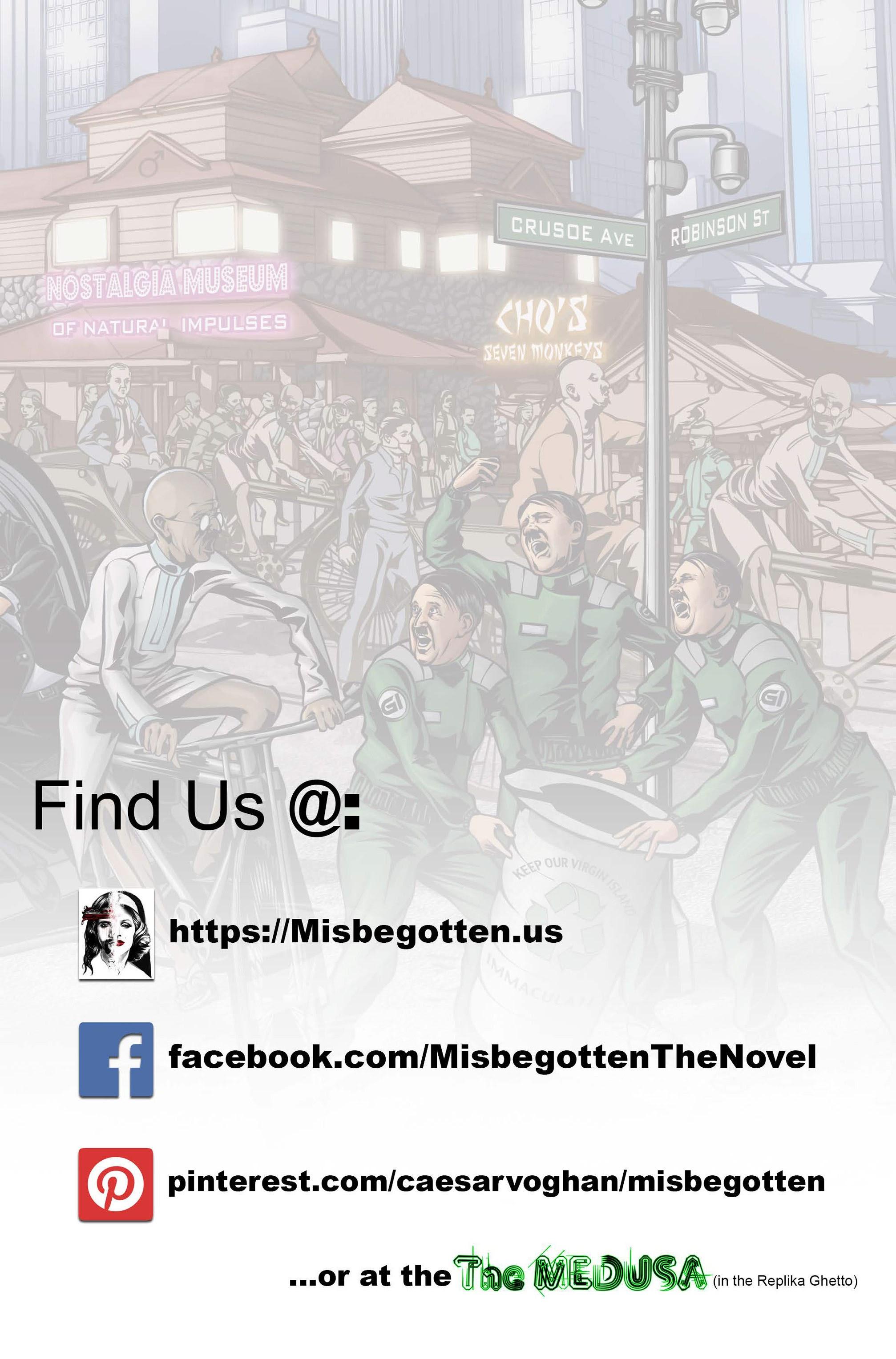 Misbegotten: Runaway Nun 3 Page 34