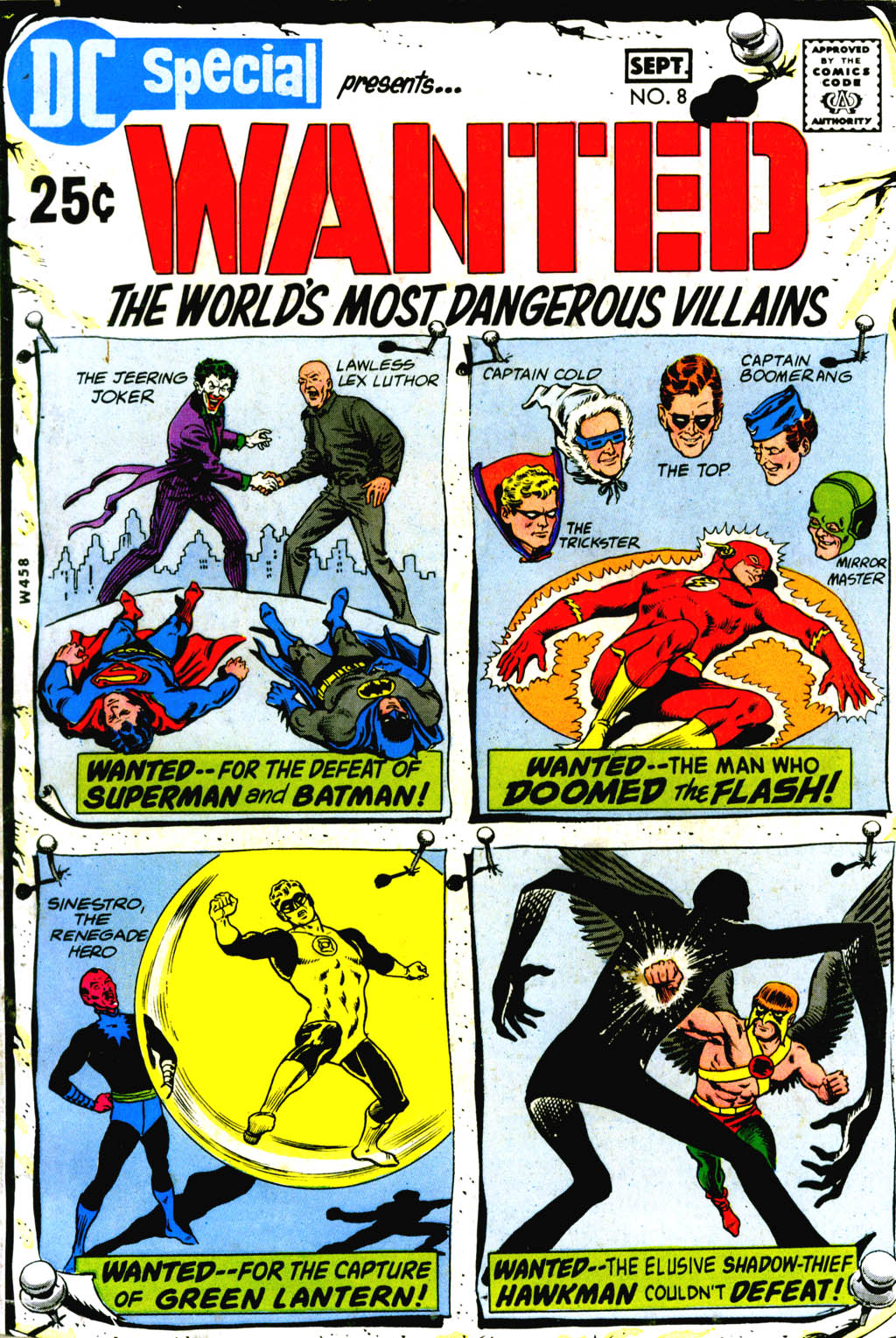 DC Special (1968) issue 8 - Page 1