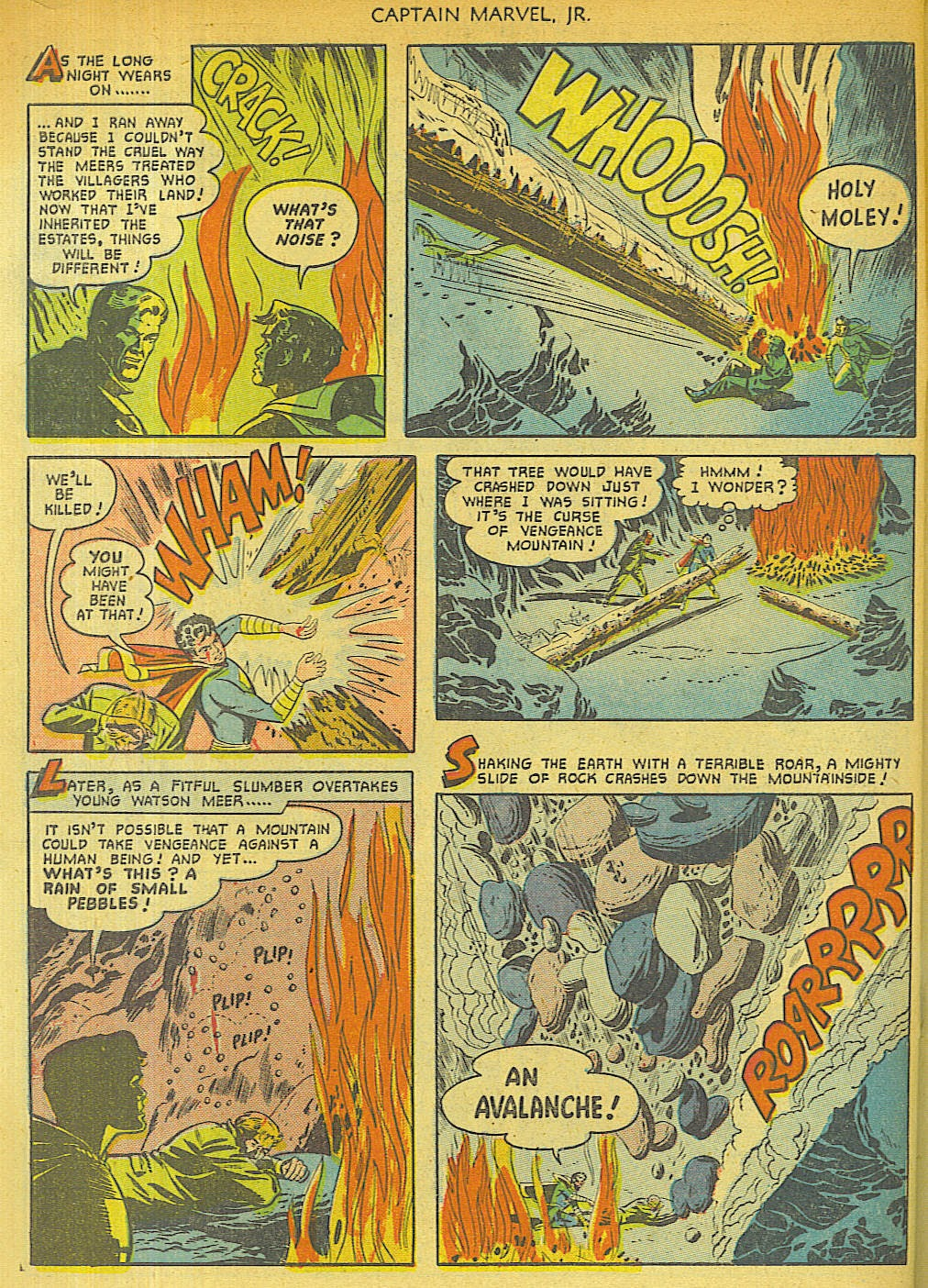 Captain Marvel, Jr. issue 96 - Page 46