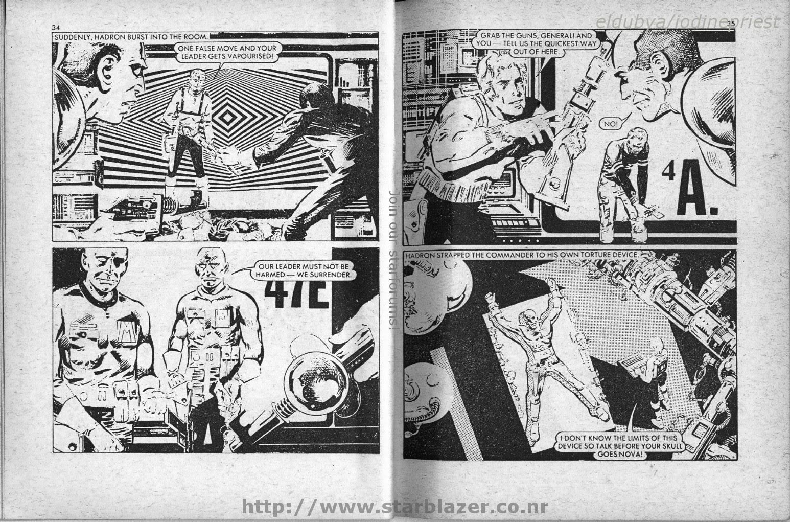 Starblazer issue 50 - Page 19