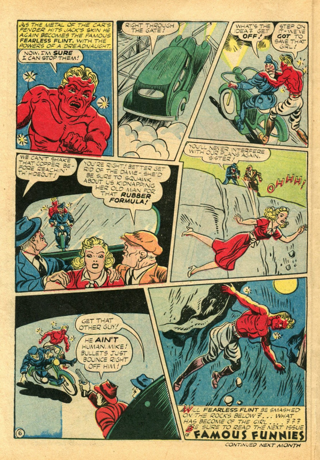 Read online Famous Funnies comic -  Issue #102 - 16
