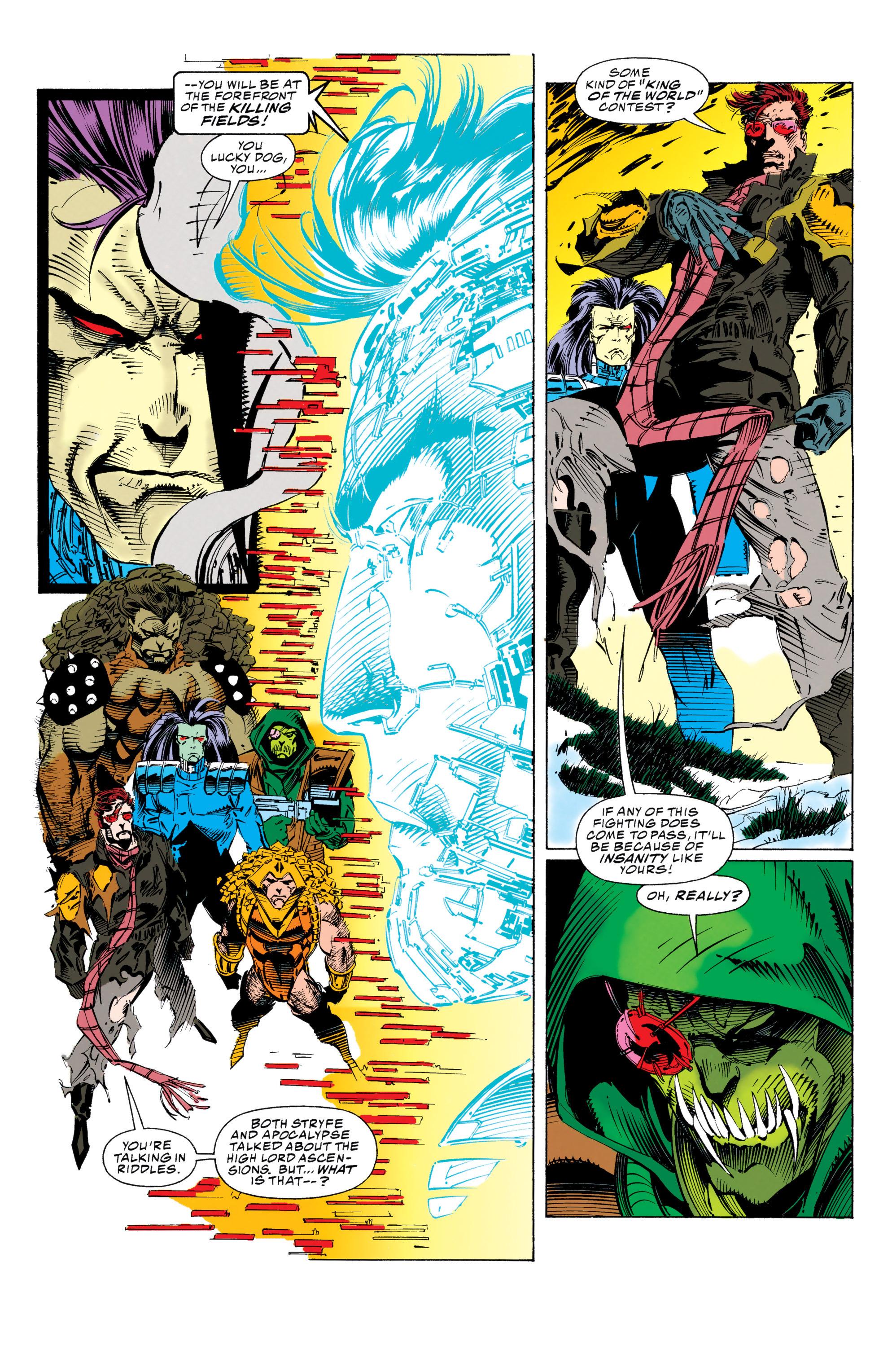 X-Men (1991) 23 Page 19