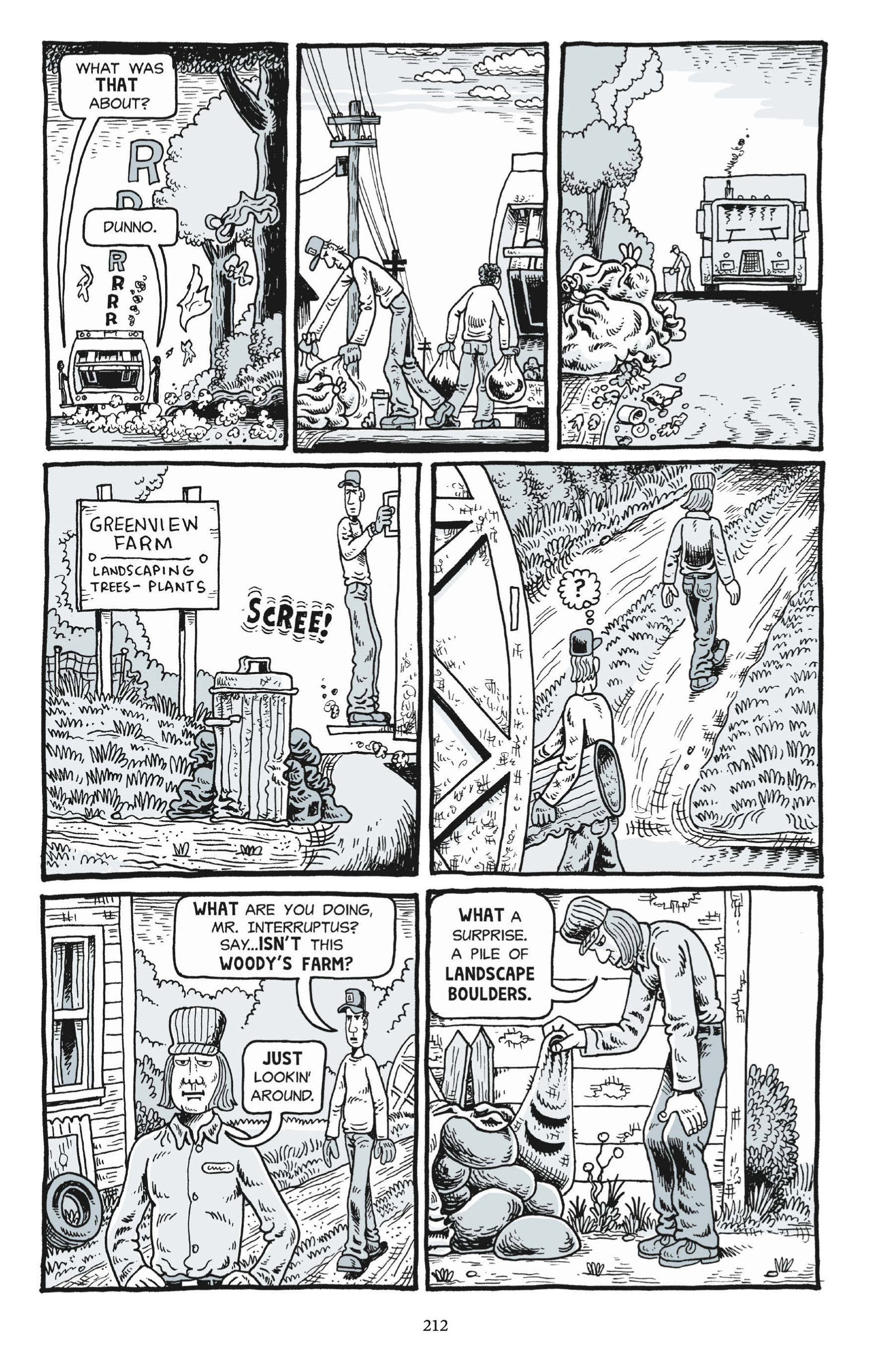 Read online Trashed comic -  Issue # Full - 204