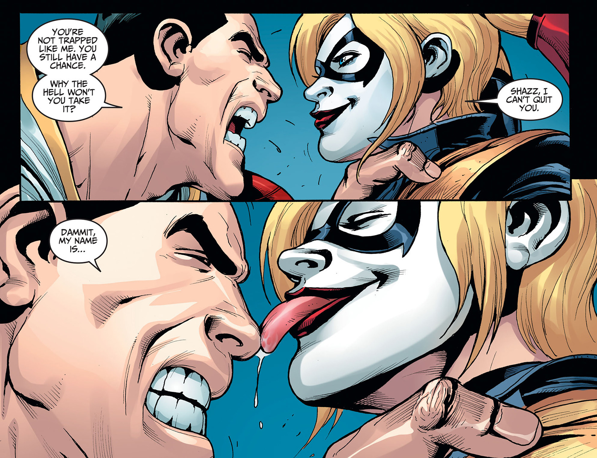 Read online Injustice: Ground Zero comic -  Issue #9 - 19
