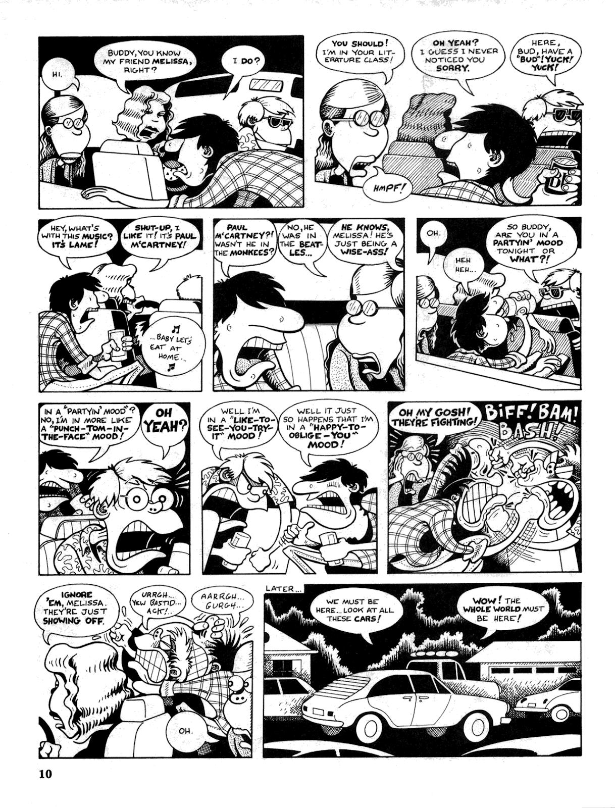 Read online Neat Stuff comic -  Issue #9 - 12