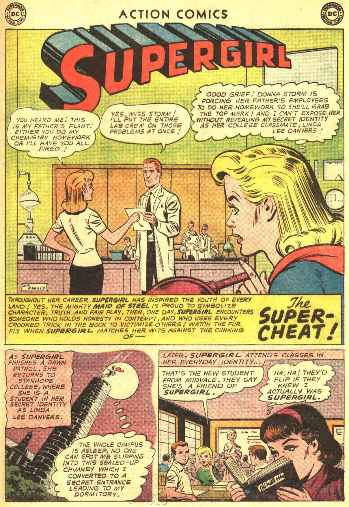 Read online Action Comics (1938) comic -  Issue #319 - 21