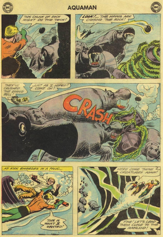 Read online Aquaman (1962) comic -  Issue #12 - 13
