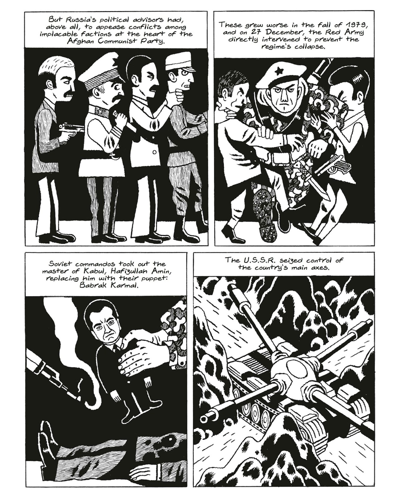 Best of Enemies: A History of US and Middle East Relations issue TPB_2 - Page 73