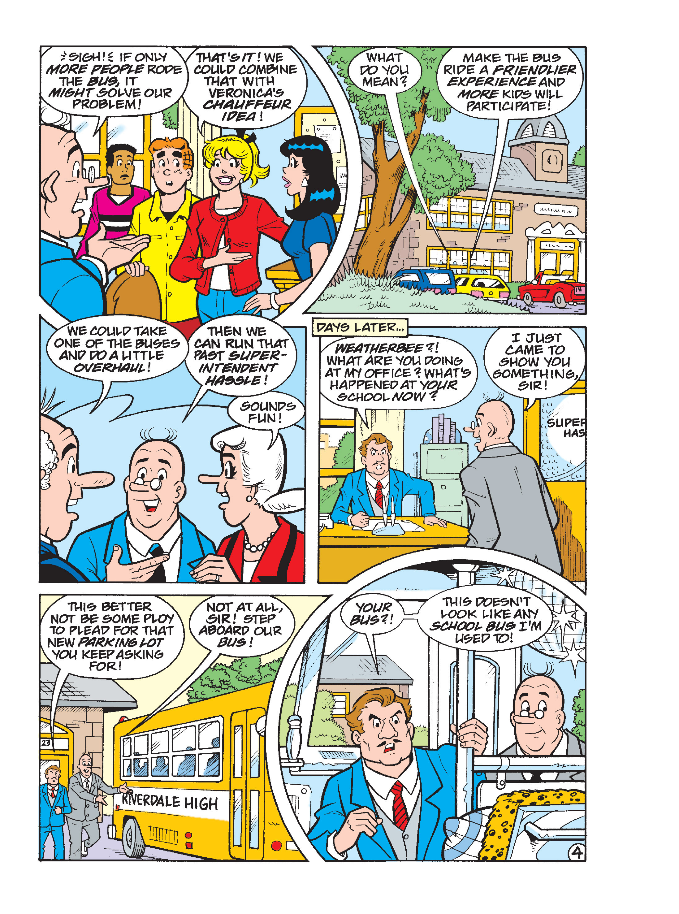 Read online Archie's Funhouse Double Digest comic -  Issue #17 - 64