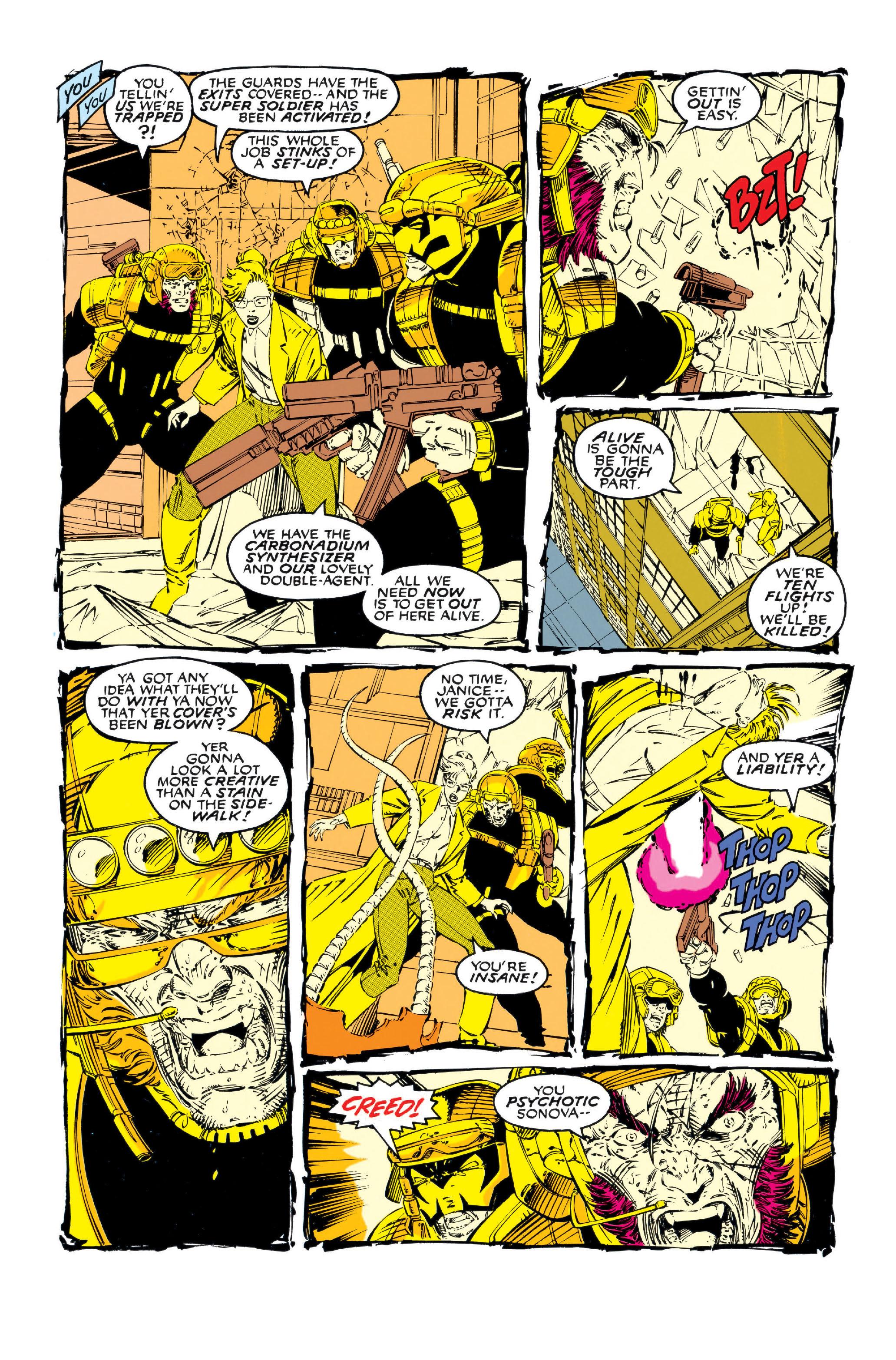 X-Men (1991) 6 Page 5