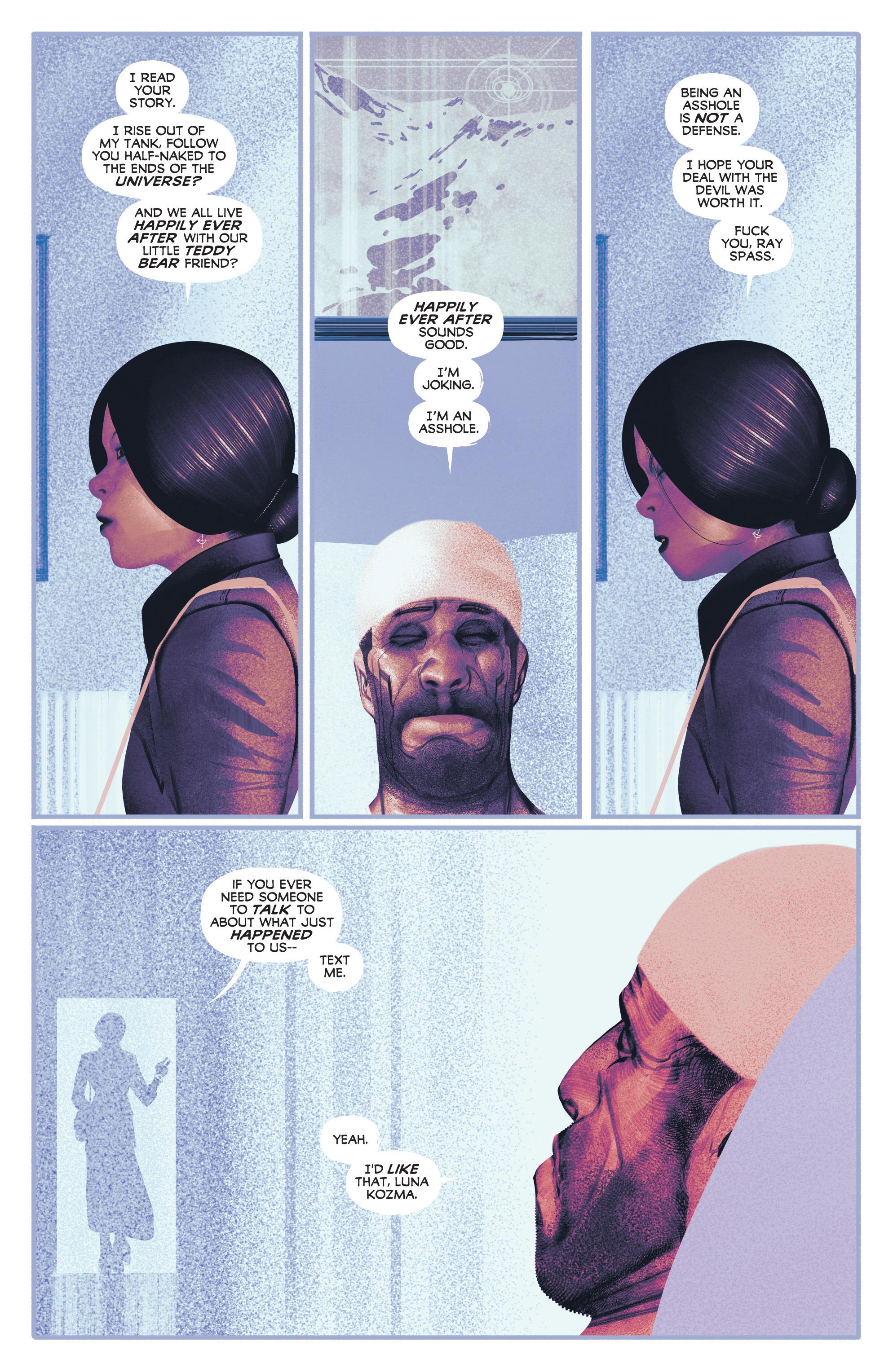 Read online Annihilator comic -  Issue #6 - 40