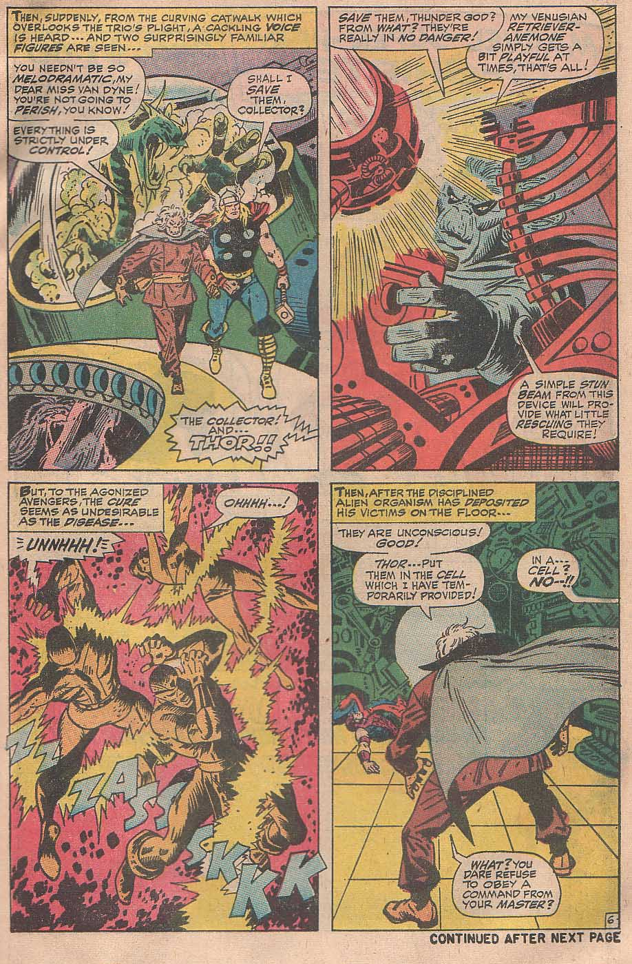 The Avengers (1963) 51 Page 6