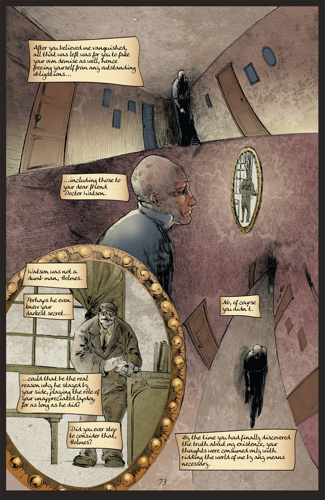 Read online Nightmare World comic -  Issue # Vol. 2 Leave the Light On - 74