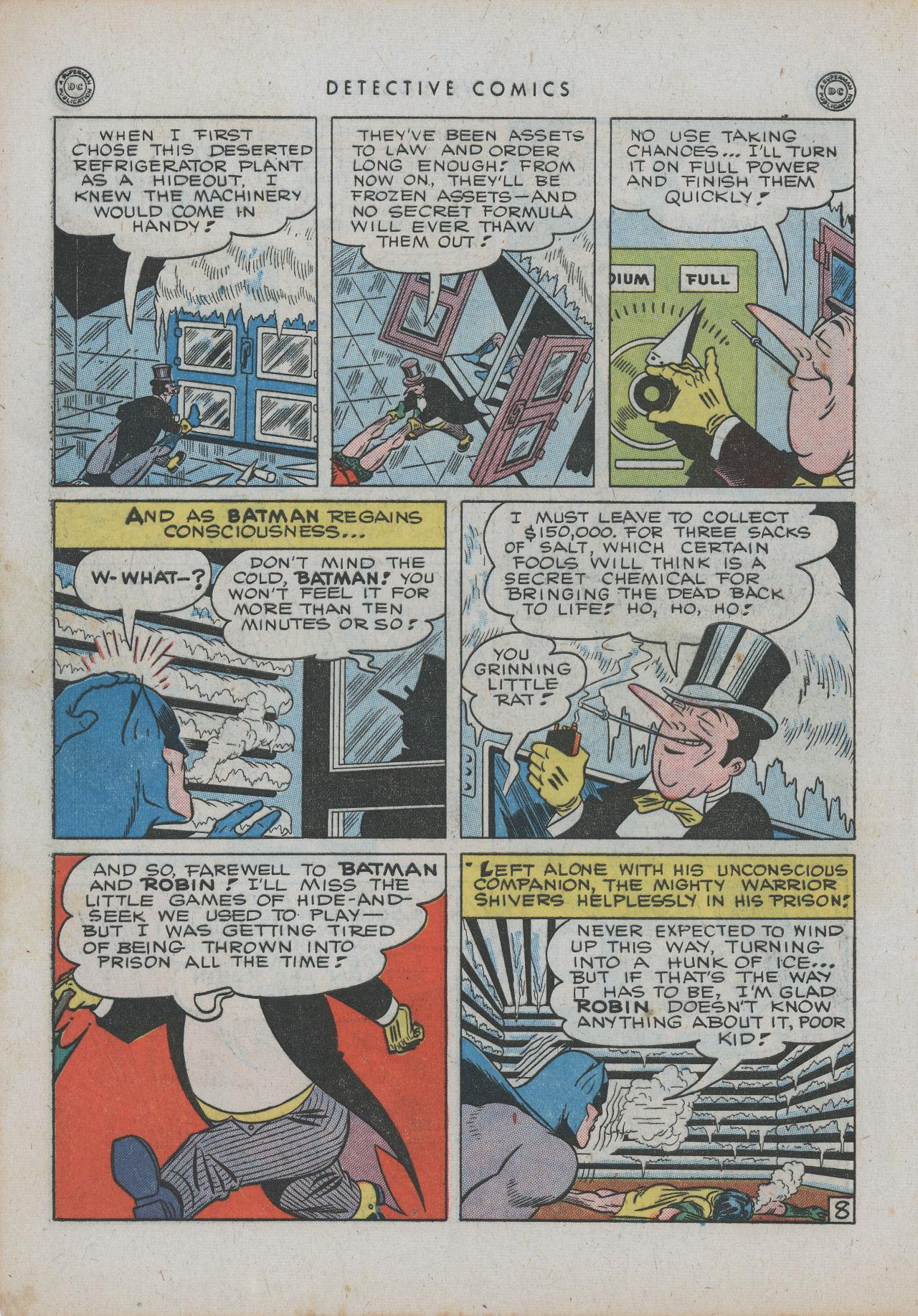 Read online Detective Comics (1937) comic -  Issue #99 - 11