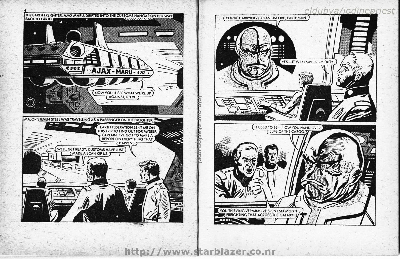 Starblazer issue 60 - Page 4