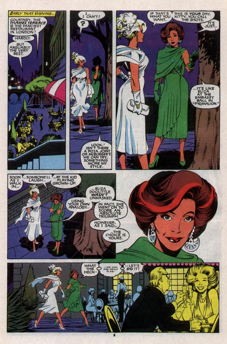 Excalibur (1988) issue 24 - Page 7