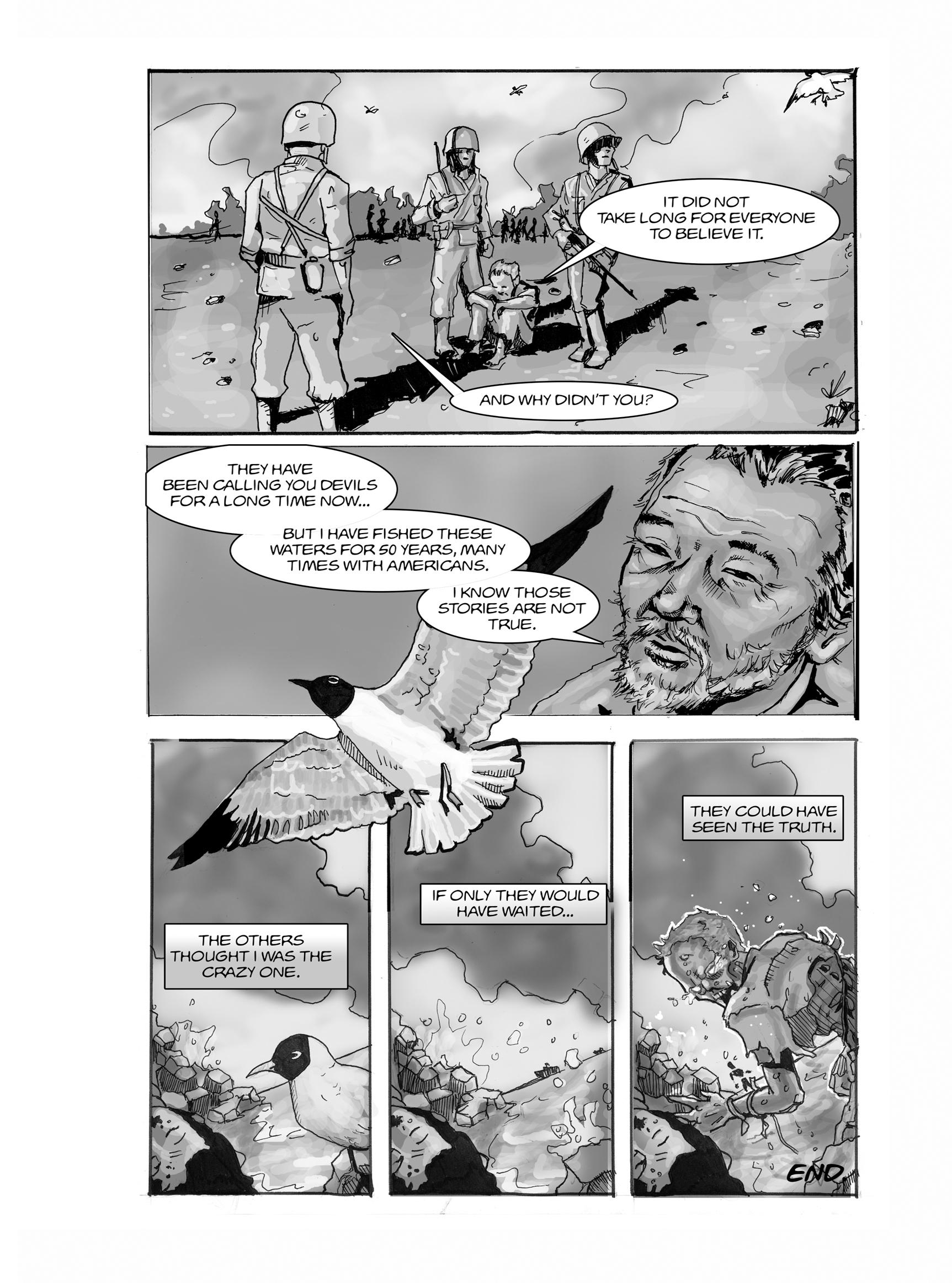Read online FUBAR comic -  Issue #2 - 222