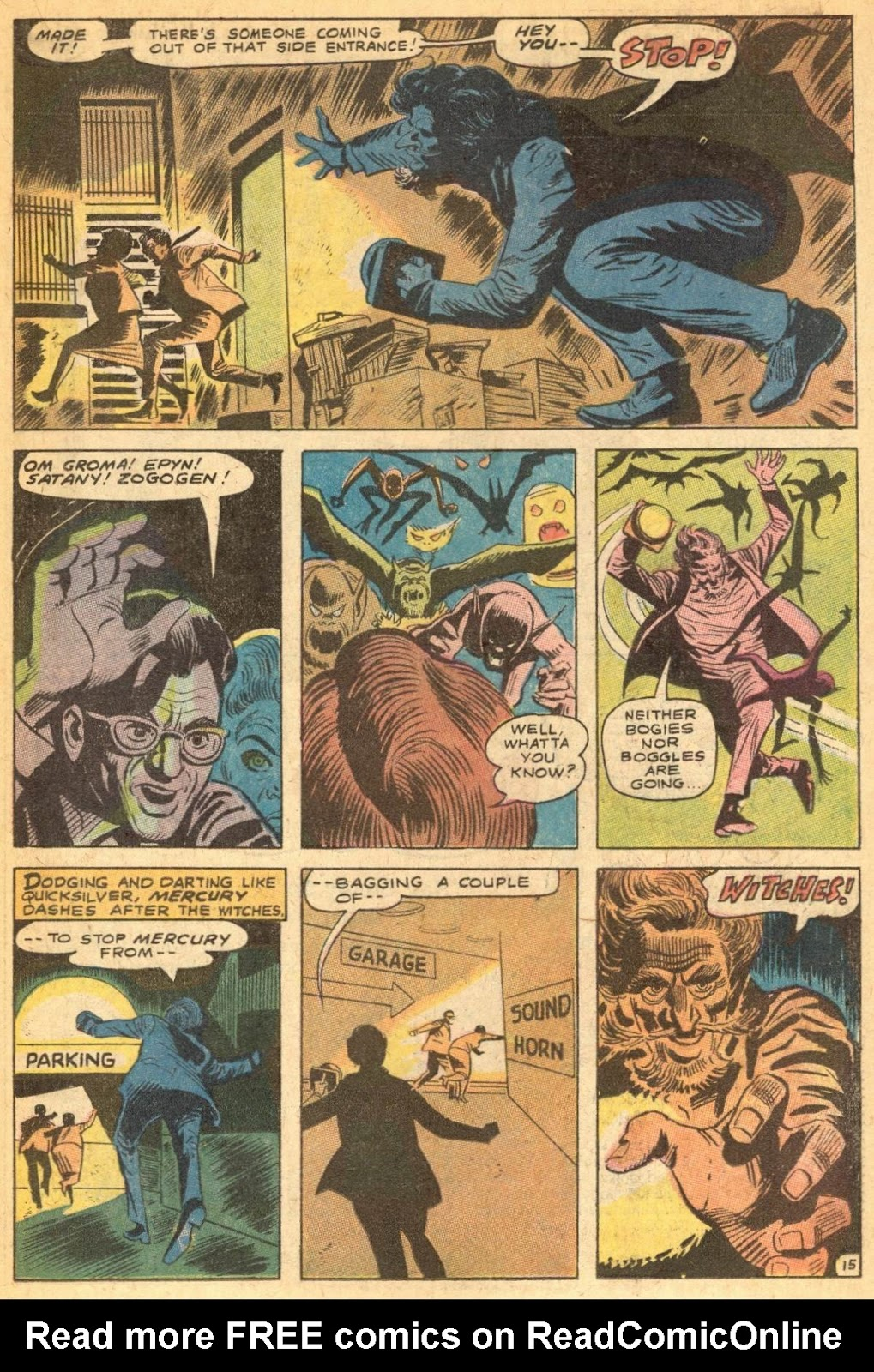 Metal Men (1963) issue 38 - Page 19