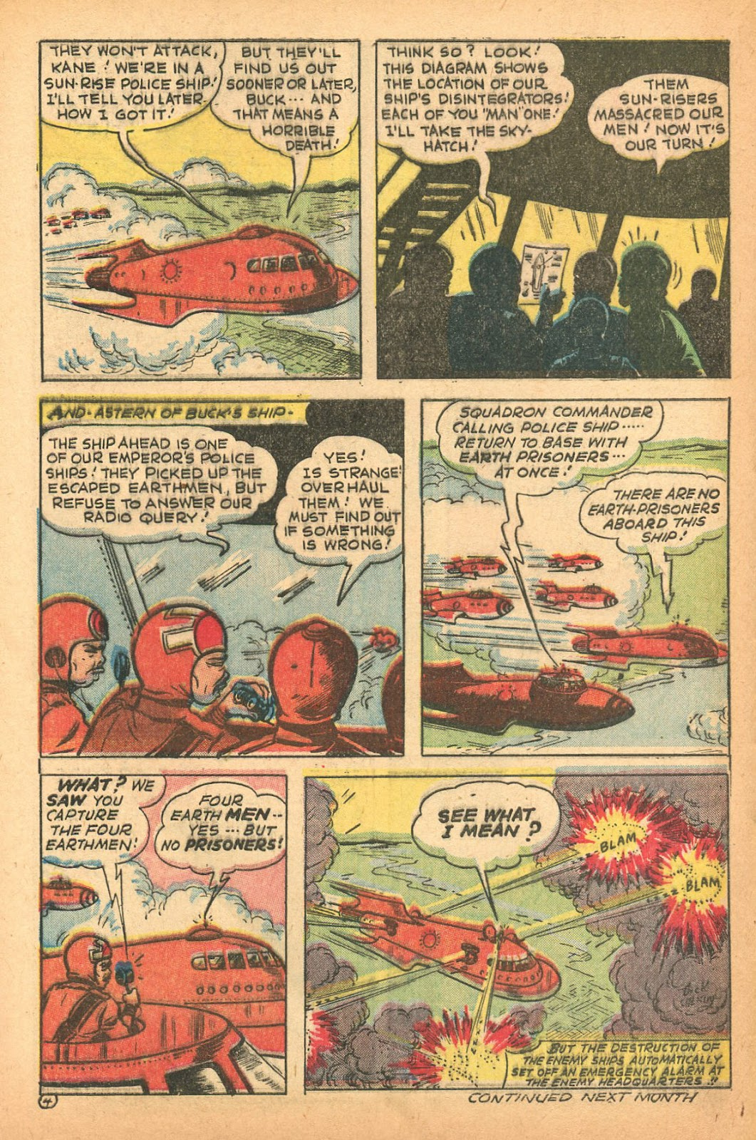 Read online Famous Funnies comic -  Issue #132 - 8