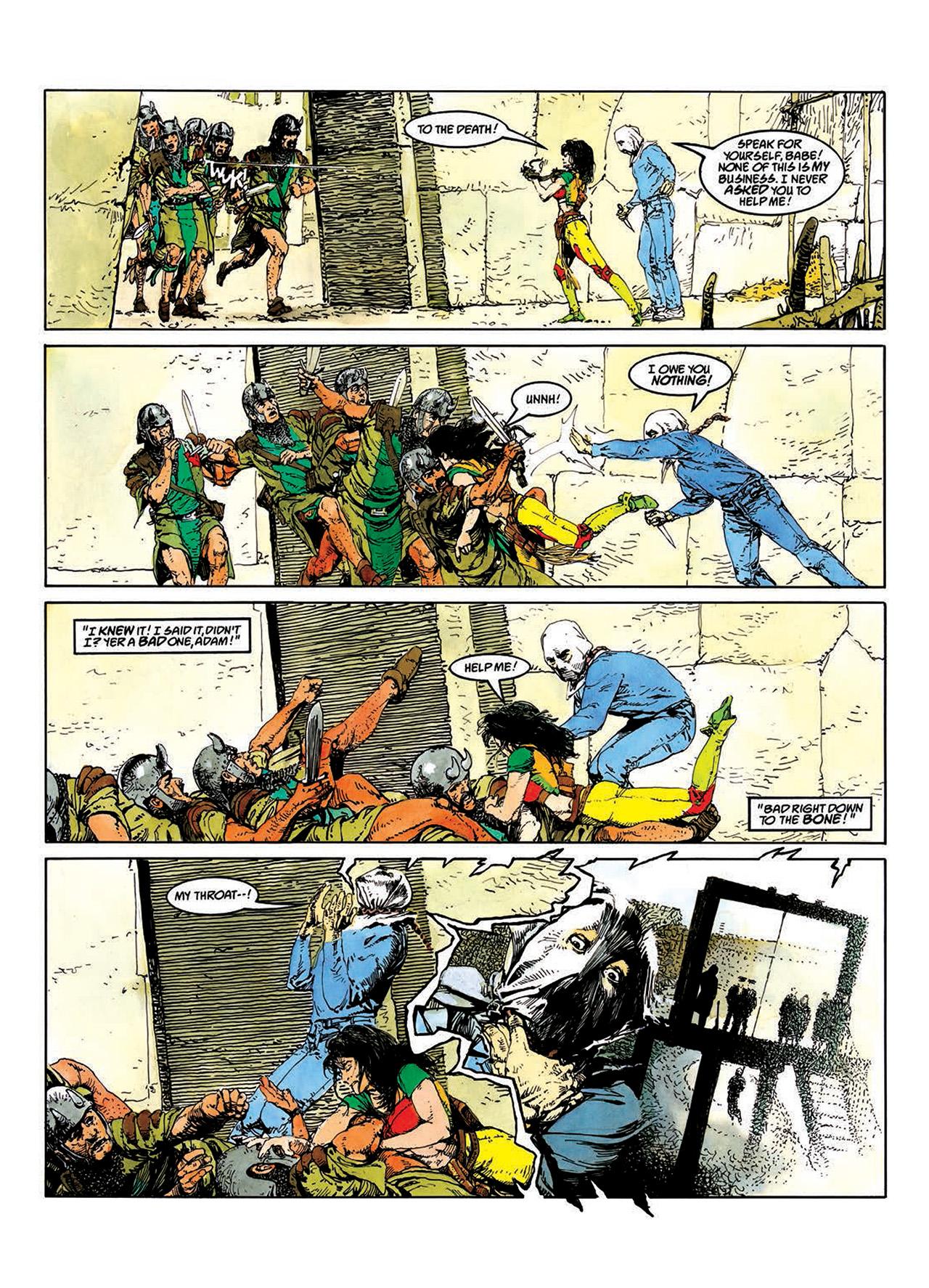Read online Mazeworld comic -  Issue # TPB - 15