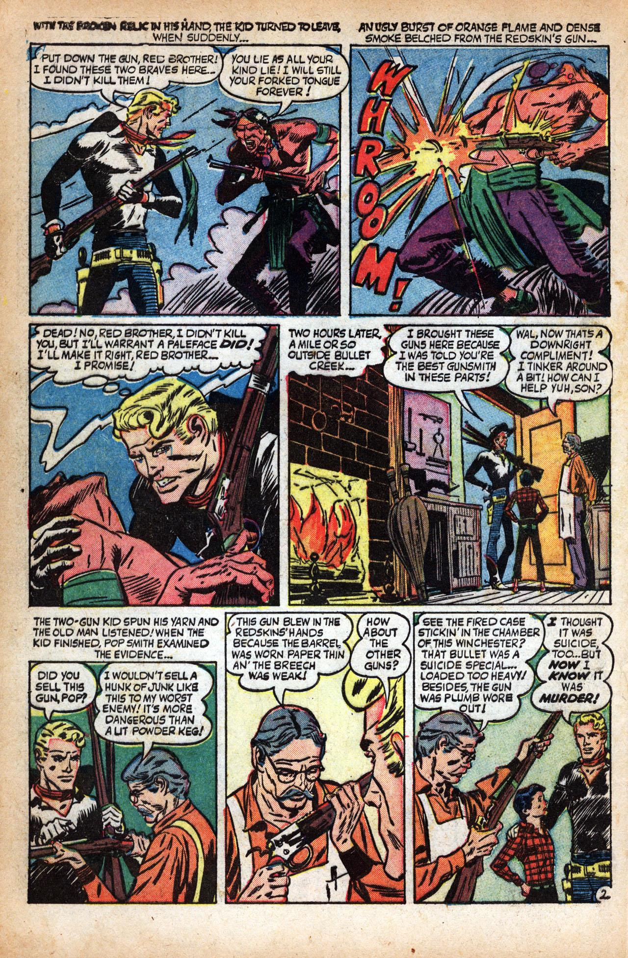 Read online Two-Gun Kid comic -  Issue #18 - 4