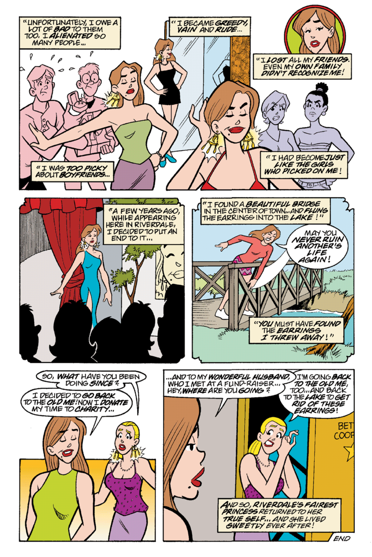 Read online Archie's Weird Mysteries comic -  Issue #21 - 13