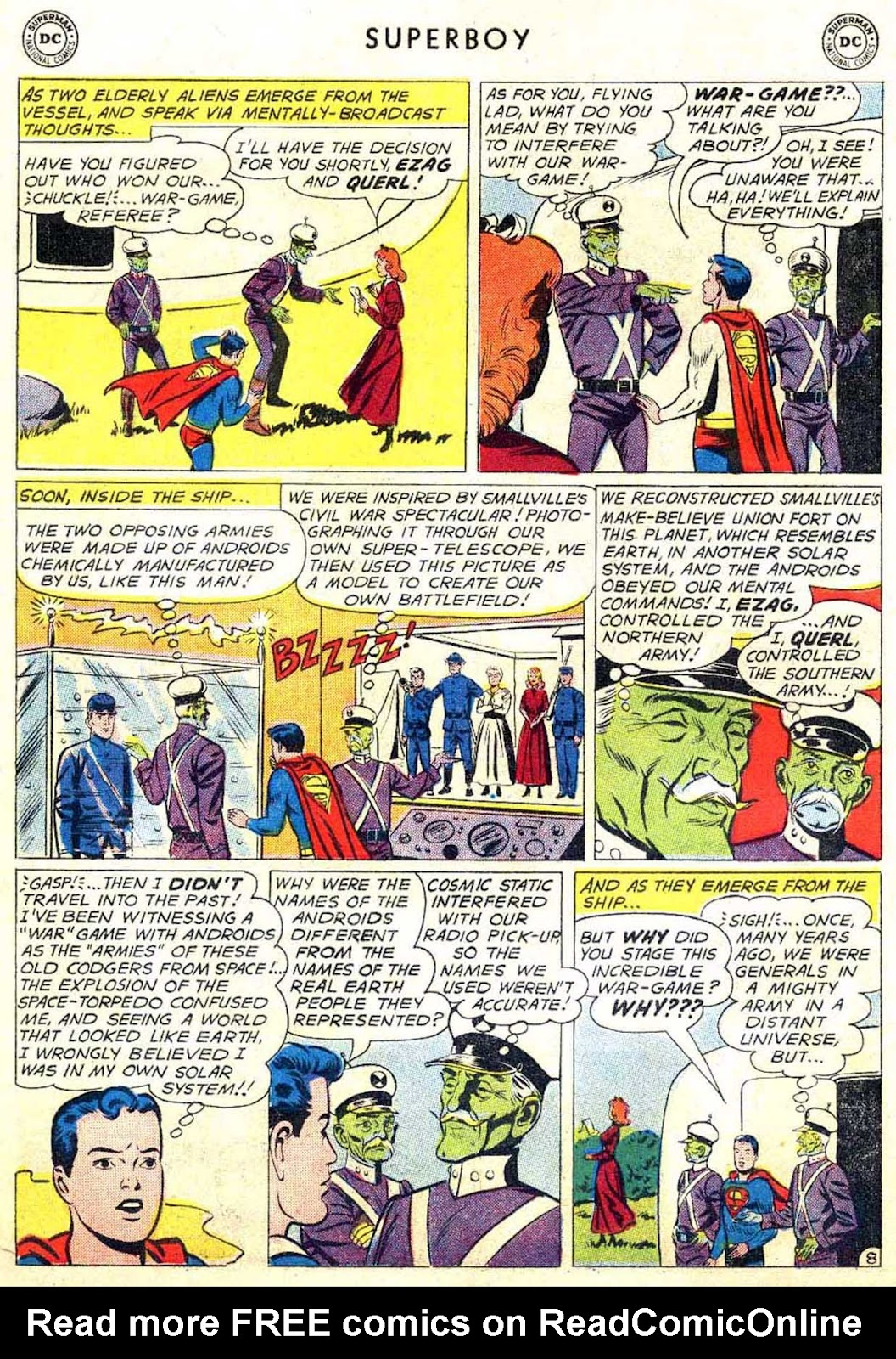 Superboy (1949) issue 91 - Page 9