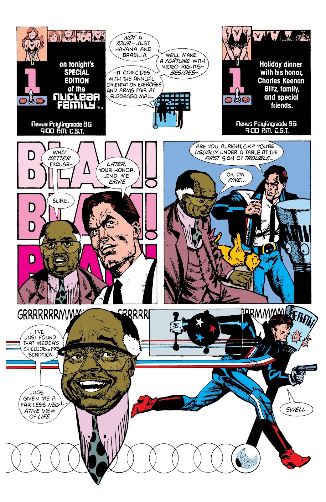 American Flagg! issue Definitive Collection (Part 2) - Page 18