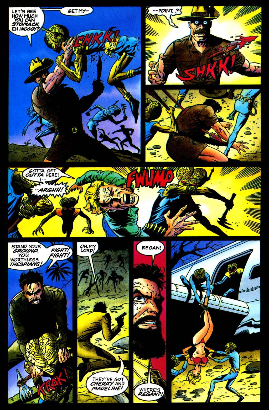 Read online Turok, Dinosaur Hunter (1993) comic -  Issue #32 - 8