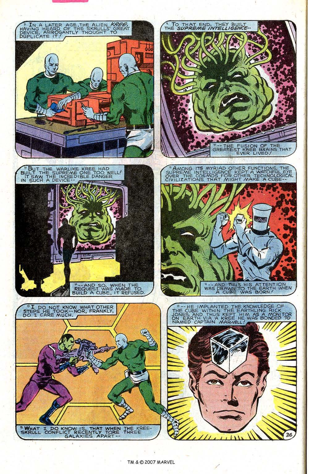 Read online Captain America (1968) comic -  Issue # _Annual 7 - 46