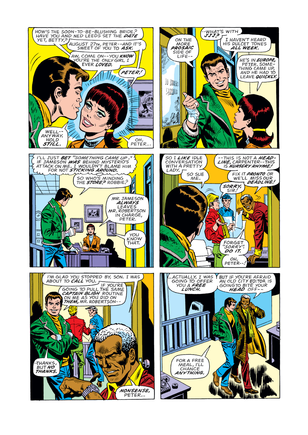 The Amazing Spider-Man (1963) 143 Page 4