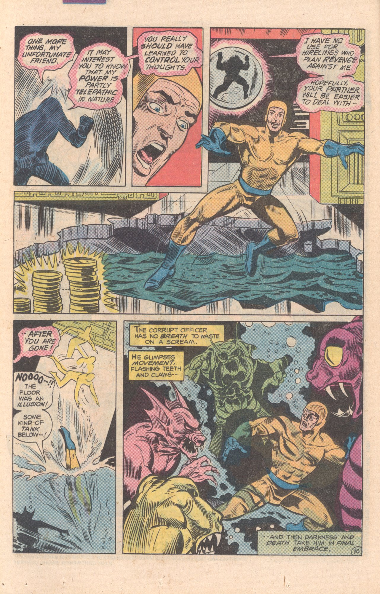 Legion of Super-Heroes (1980) 269 Page 11