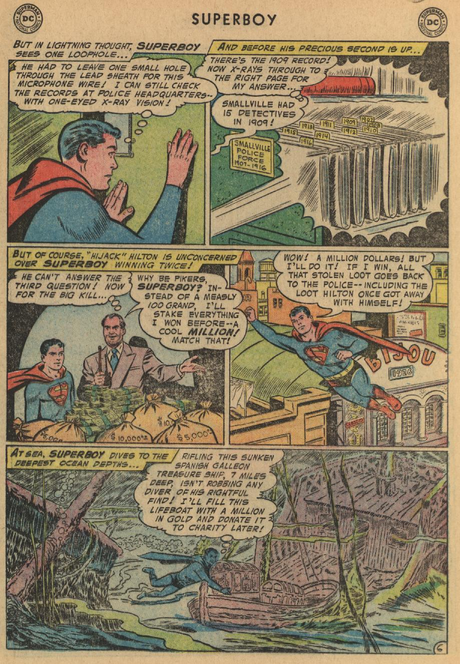 Superboy (1949) issue 47 - Page 16