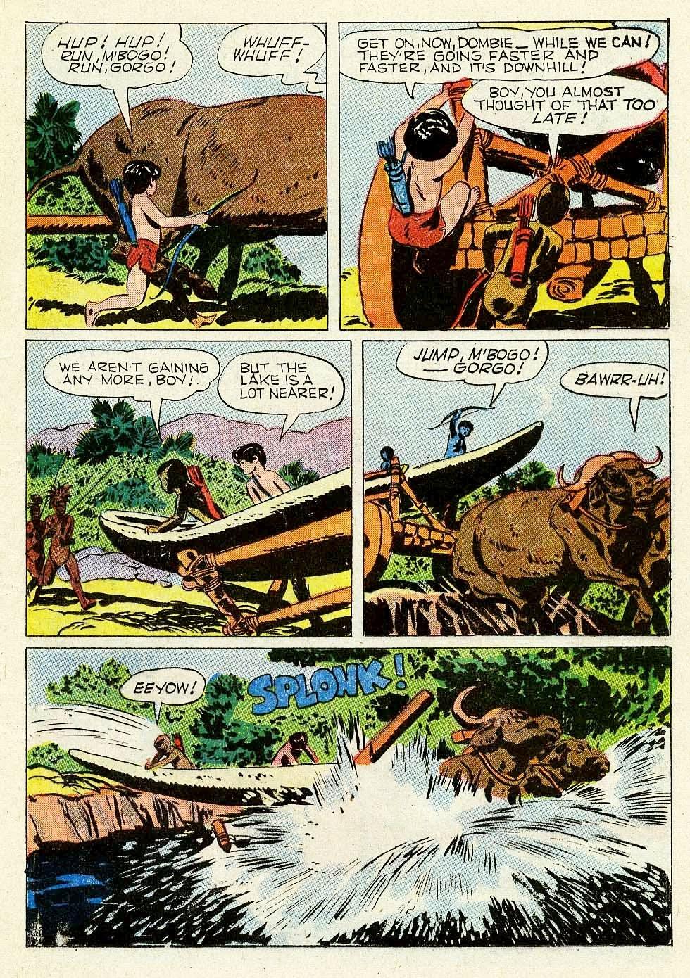 Tarzan (1948) issue 122 - Page 21