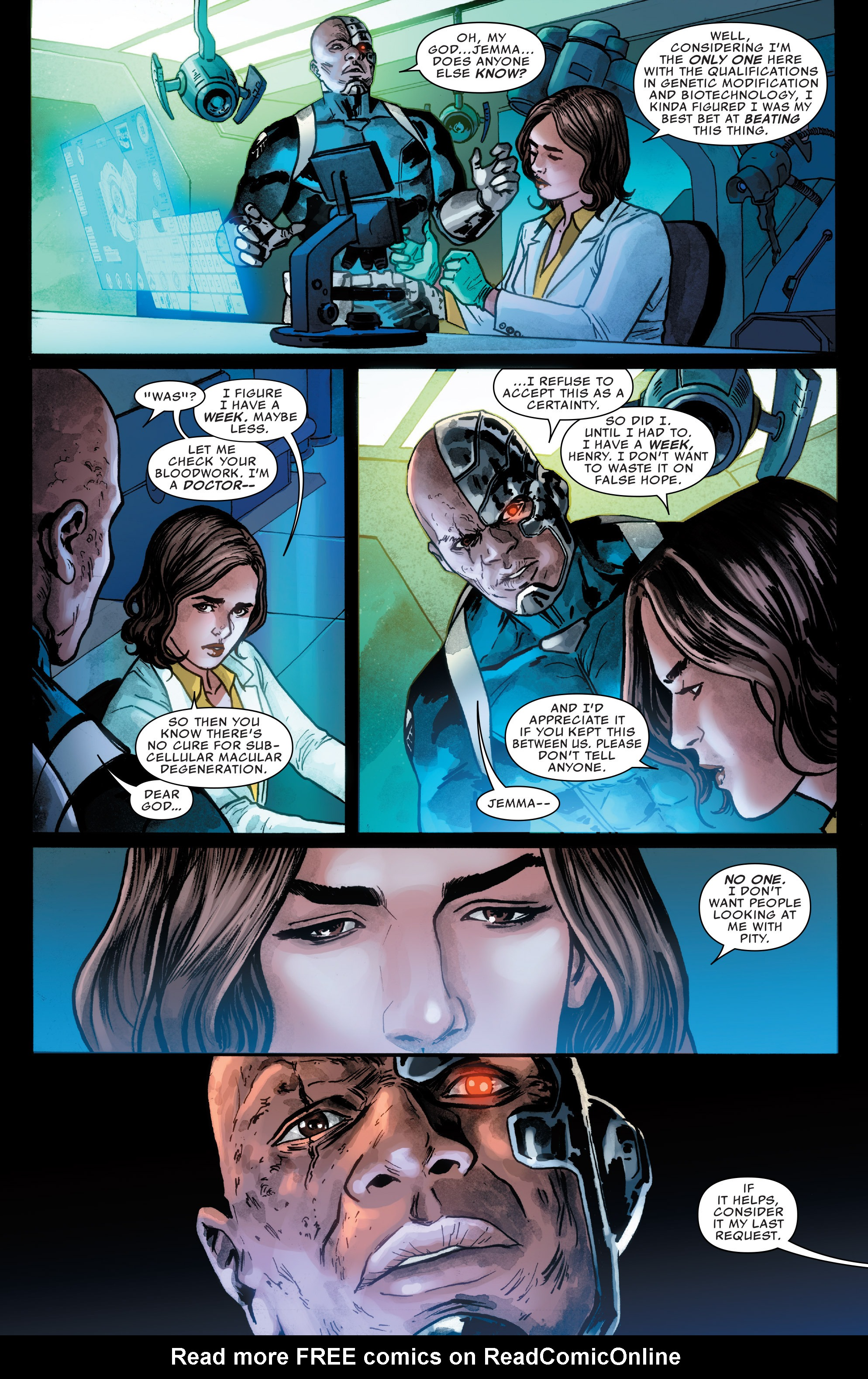 Read online Agents of S.H.I.E.L.D. comic -  Issue #5 - 8