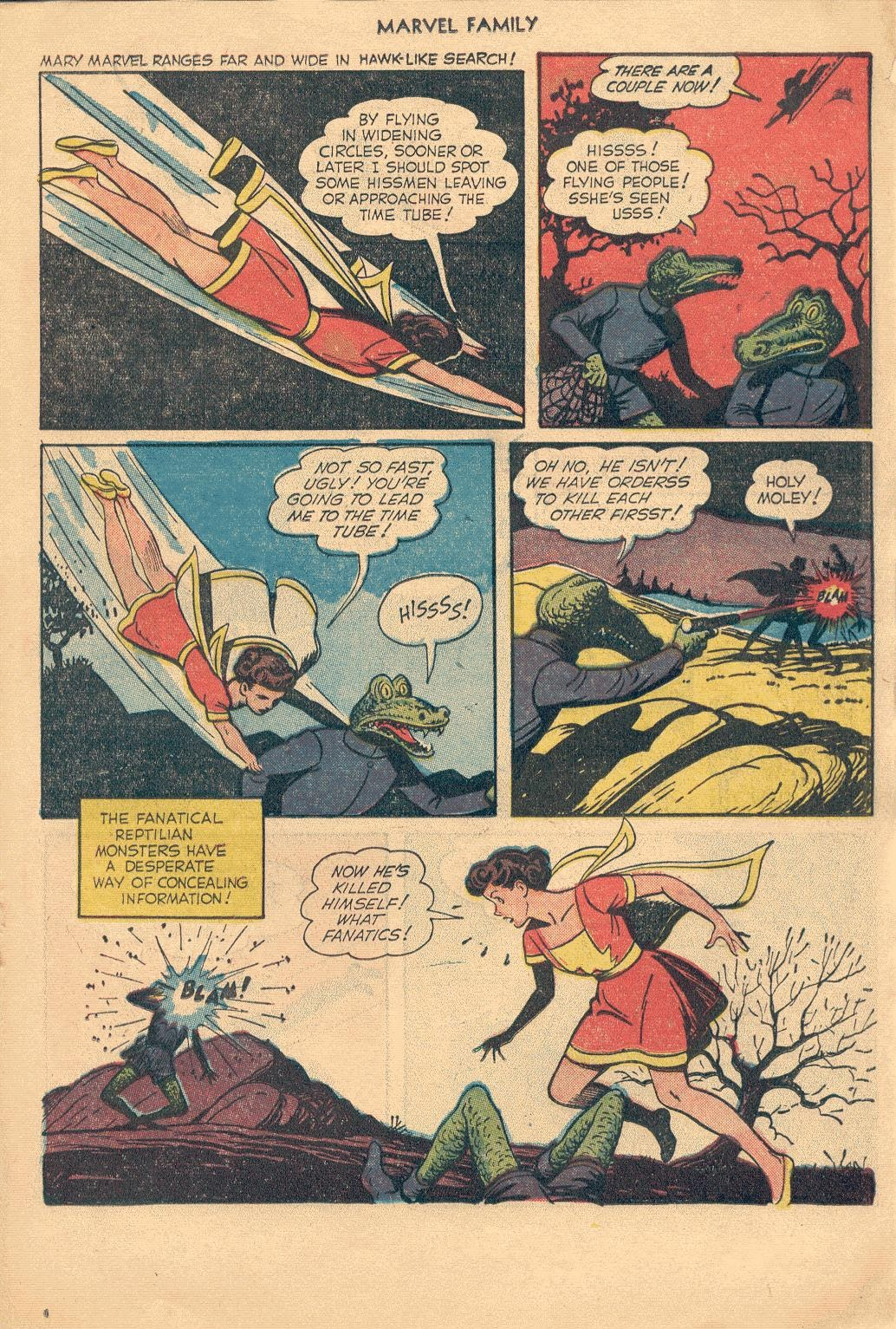 The Marvel Family issue 74 - Page 19