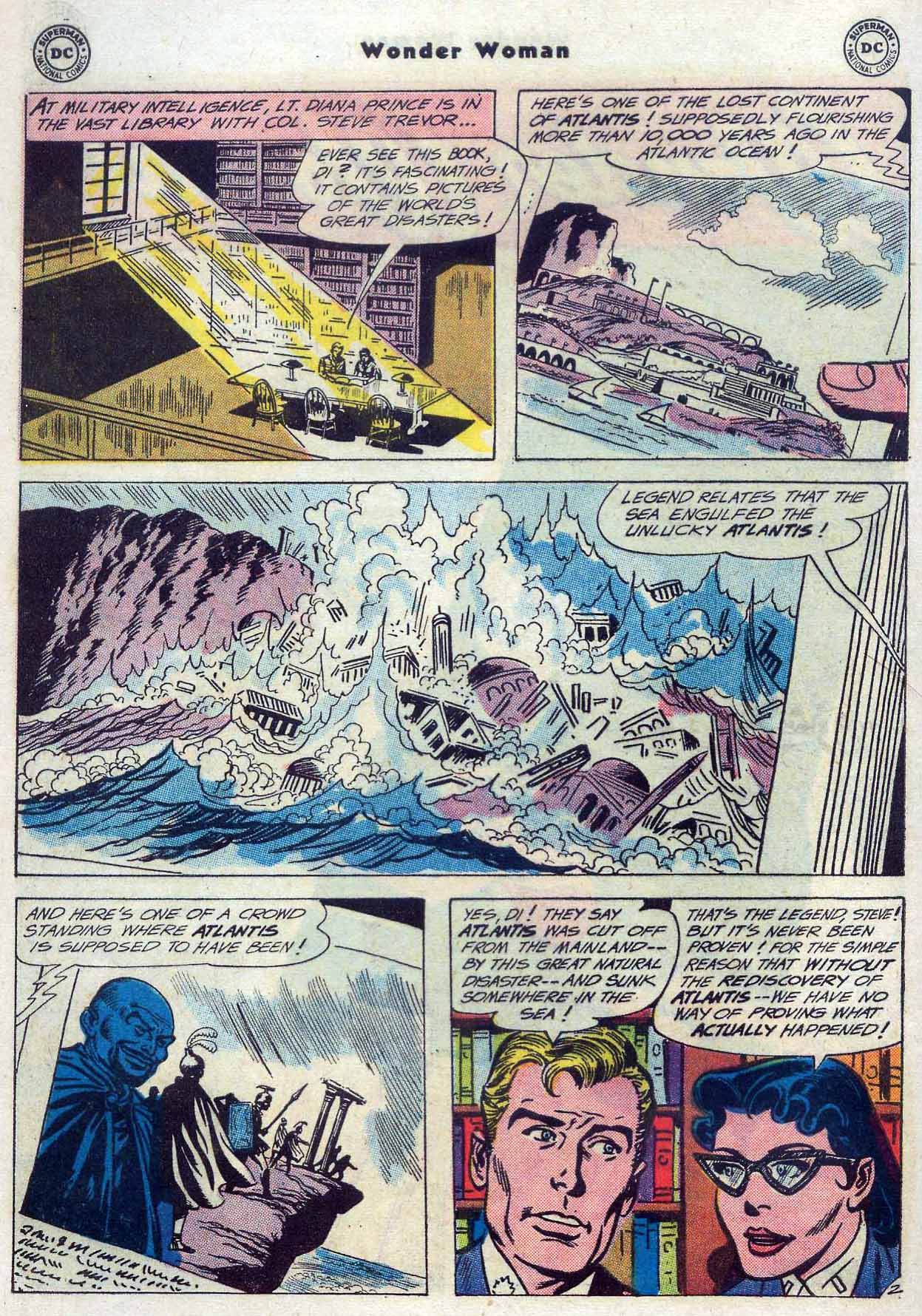 Read online Wonder Woman (1942) comic -  Issue #116 - 20
